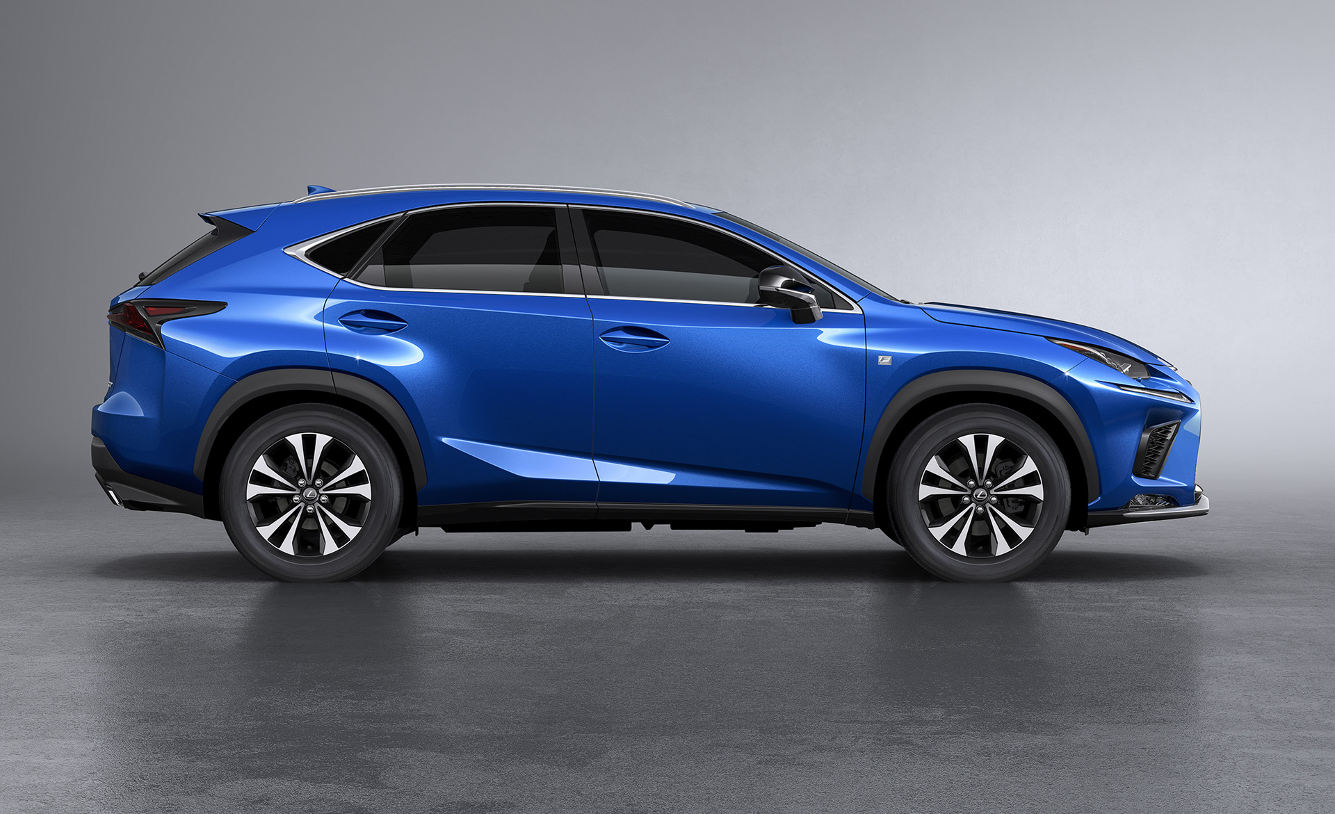 2018 lexus nx review ratings specs prices and photos the car connection. Black Bedroom Furniture Sets. Home Design Ideas