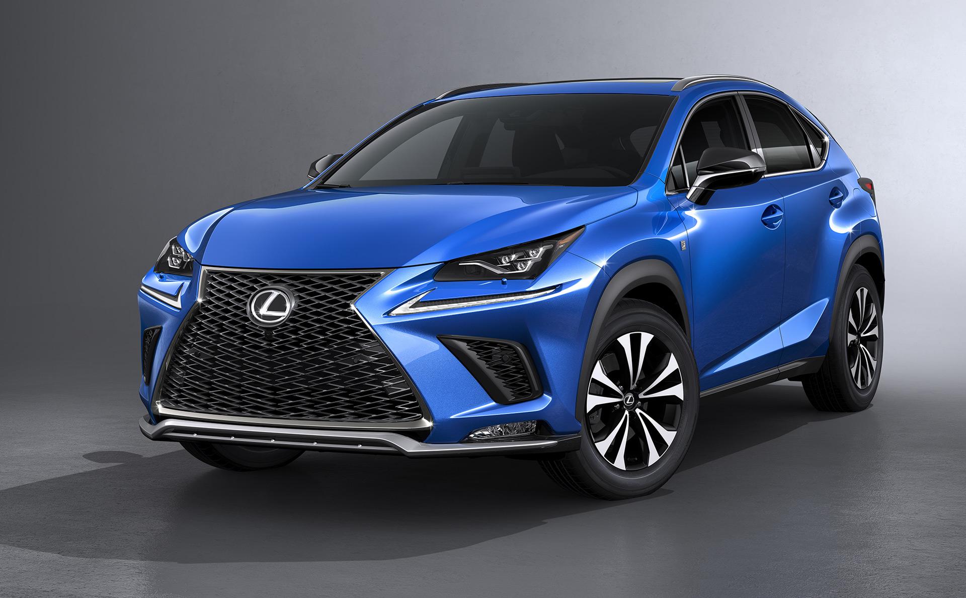 2018 Lexus Nx Preview