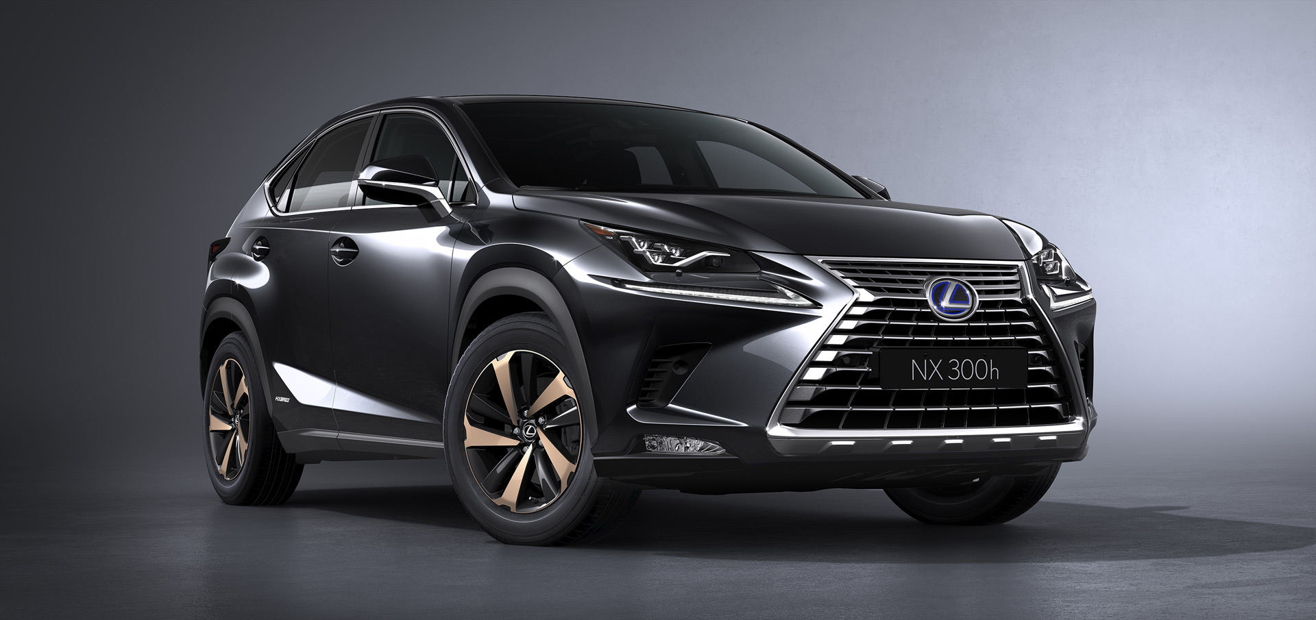 2018 lexus nx hybrid gets more safety equipment at lower price. Black Bedroom Furniture Sets. Home Design Ideas