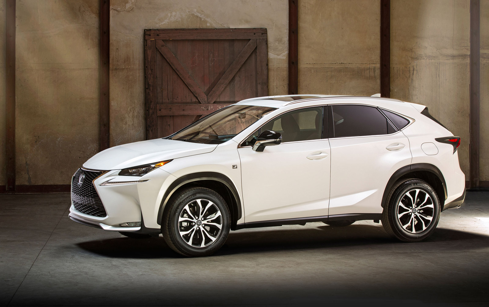 Lexus Nx 200t For Sale >> 2015 Lexus NX compact crossover revealed