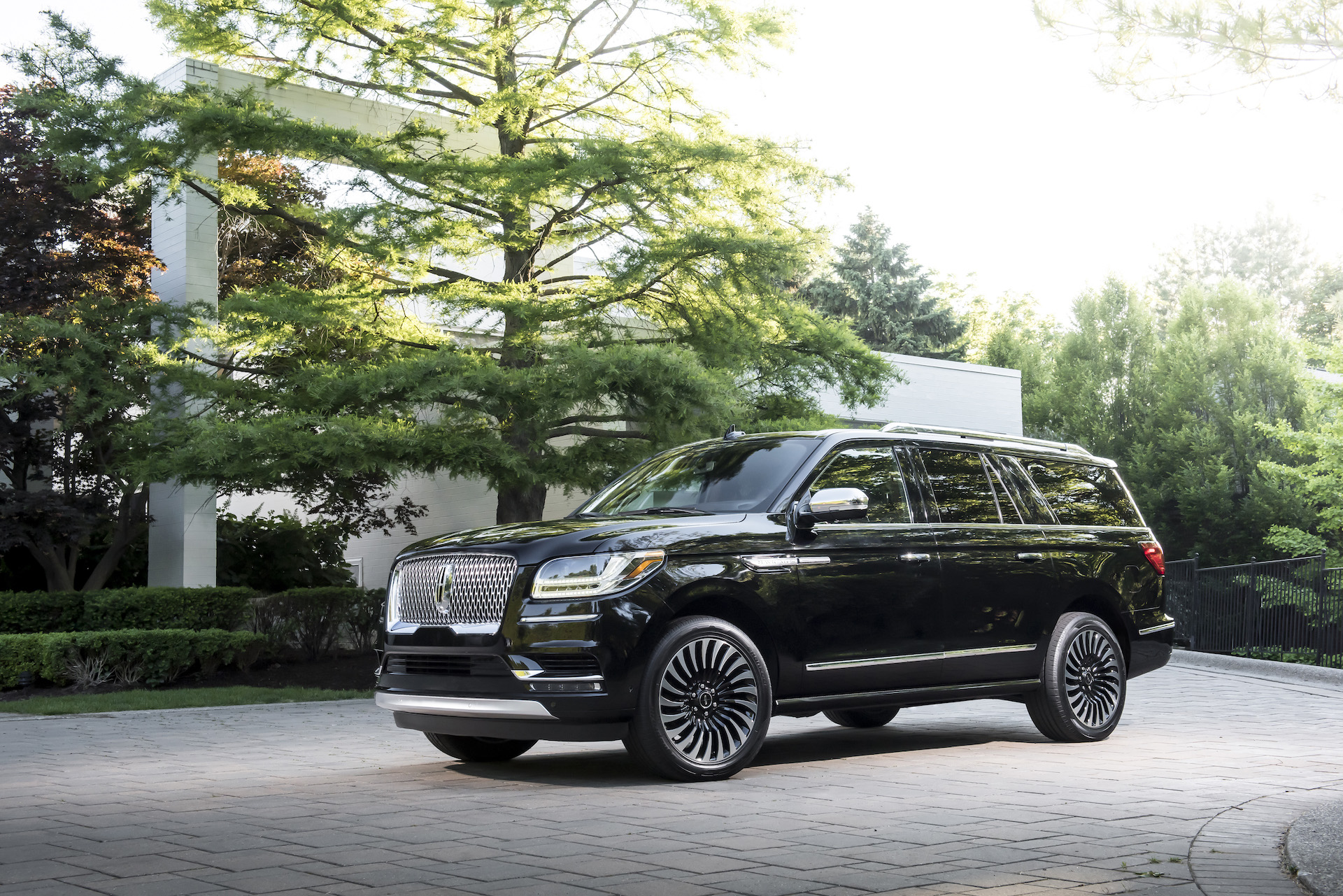 2018 Lincoln Navigator Destination Still All About The Journey