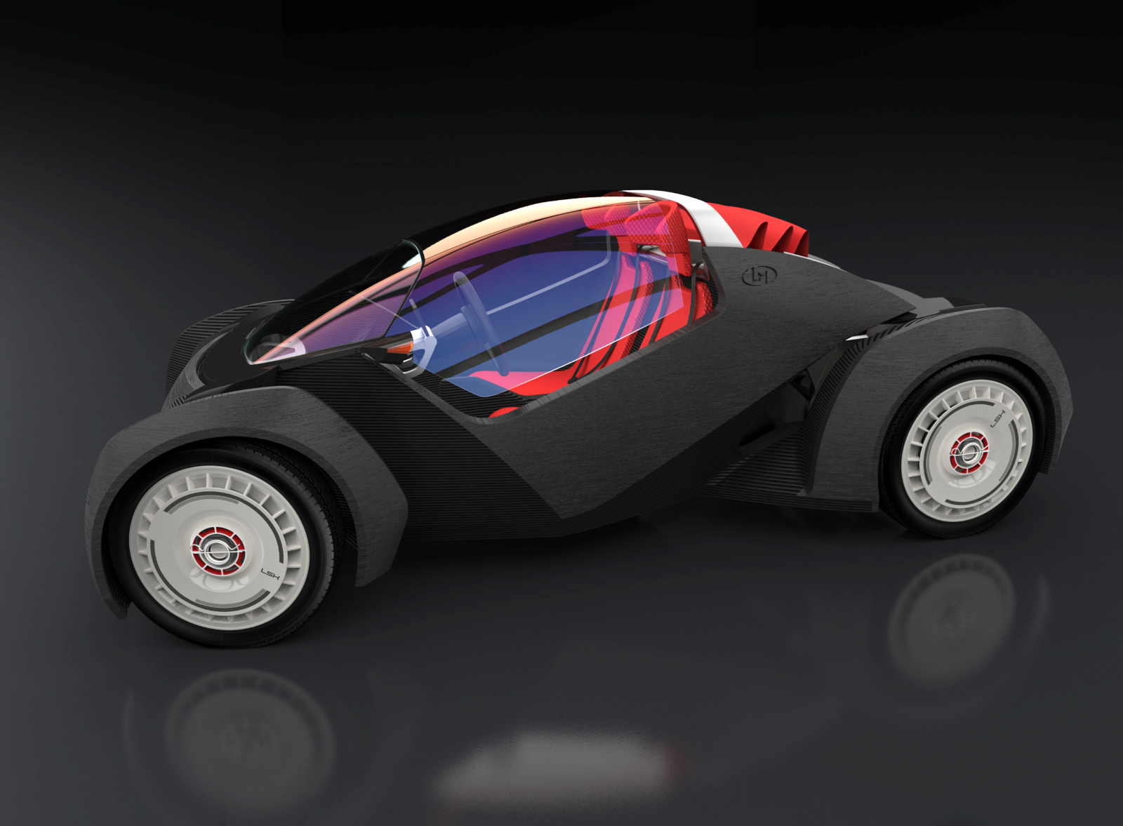 Local Motors Moving Along With Plans For 3d Printed Car Video