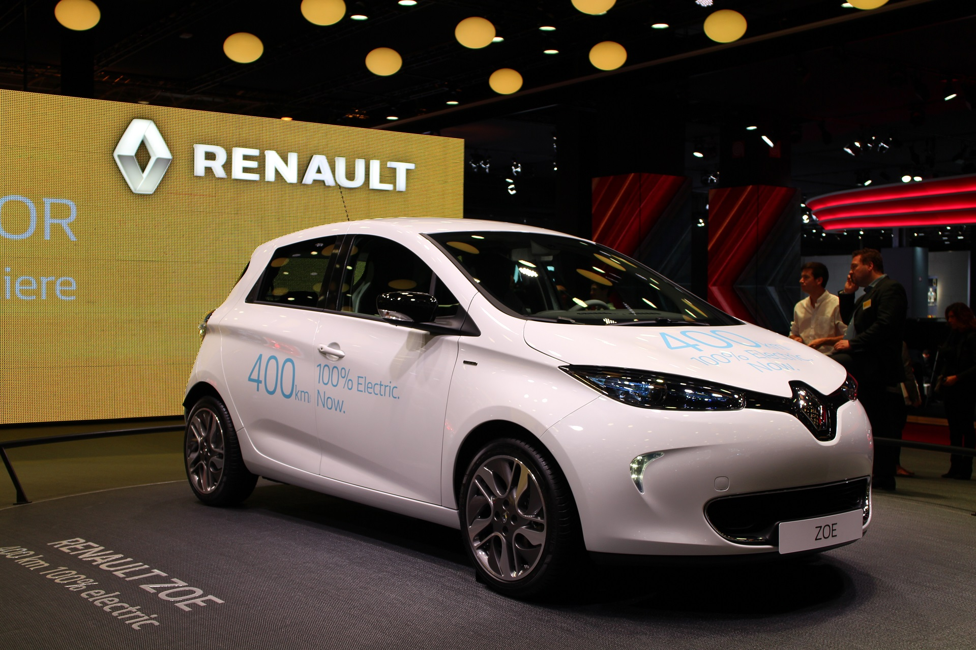 Renault Zoe Still Dominates Europe Electric Car Sales Longer