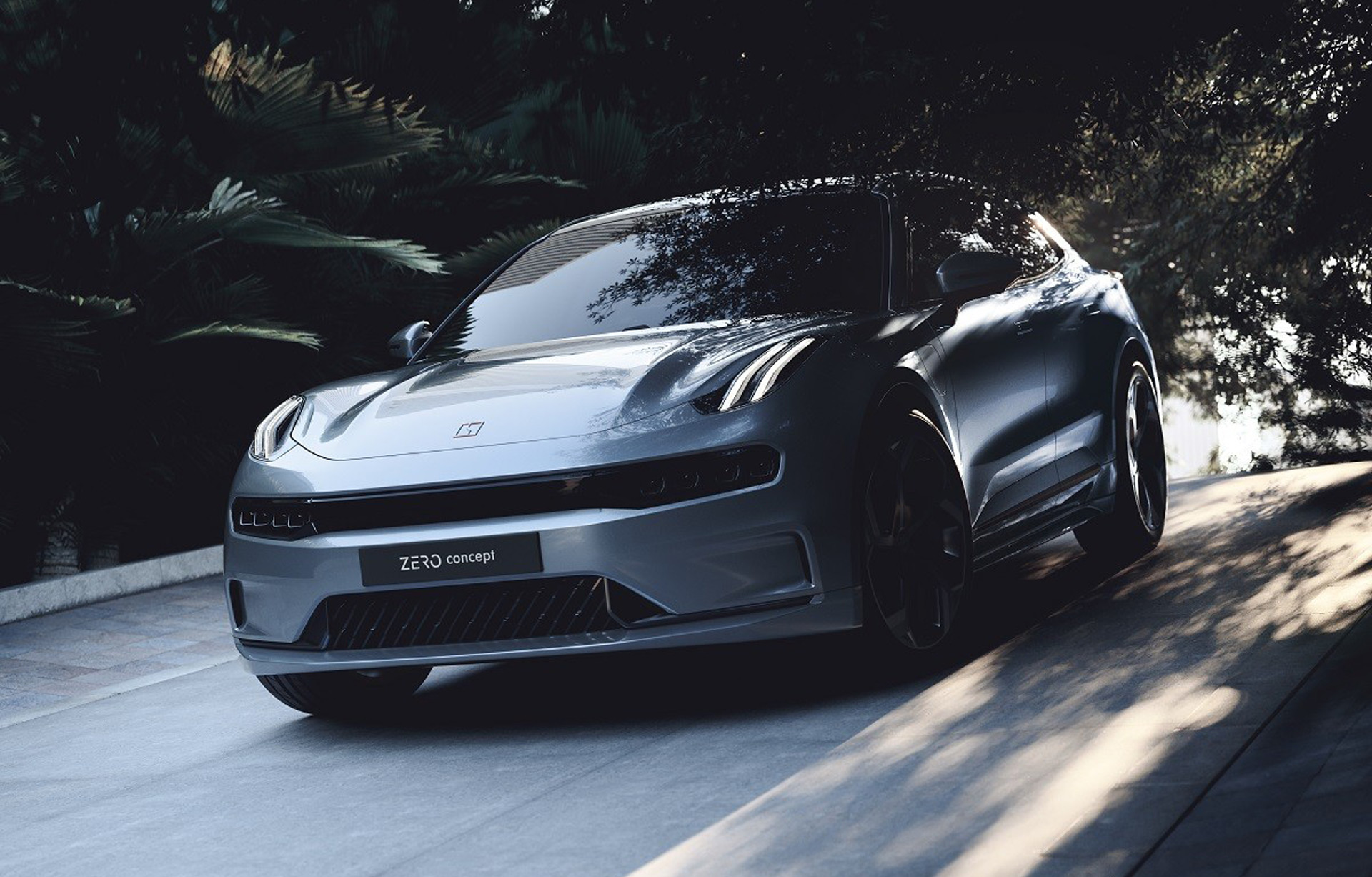 Zero Concept hints at what will underpin future Volvo, Polestar electric vehicles