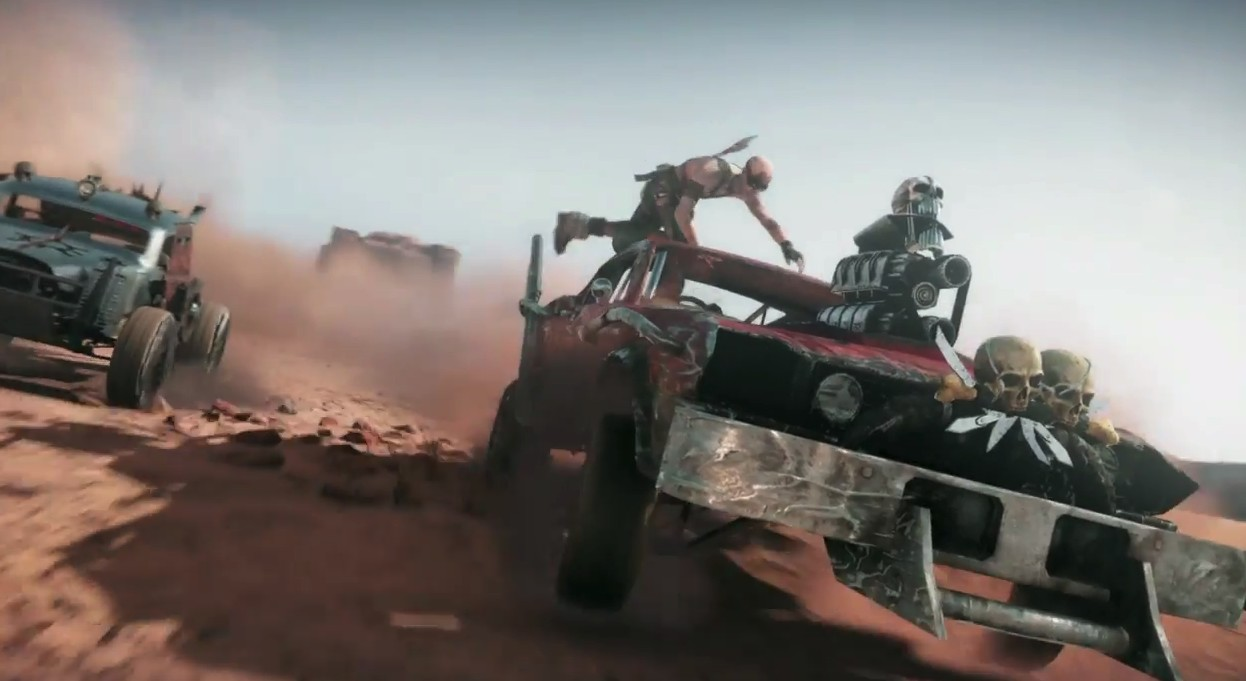 'Mad Max' Video Game Is Apocalyptically Awesome