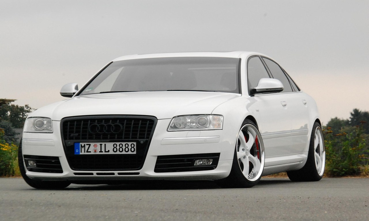 Mariani adds Italian flair to the Audi S8, turns it up to ...