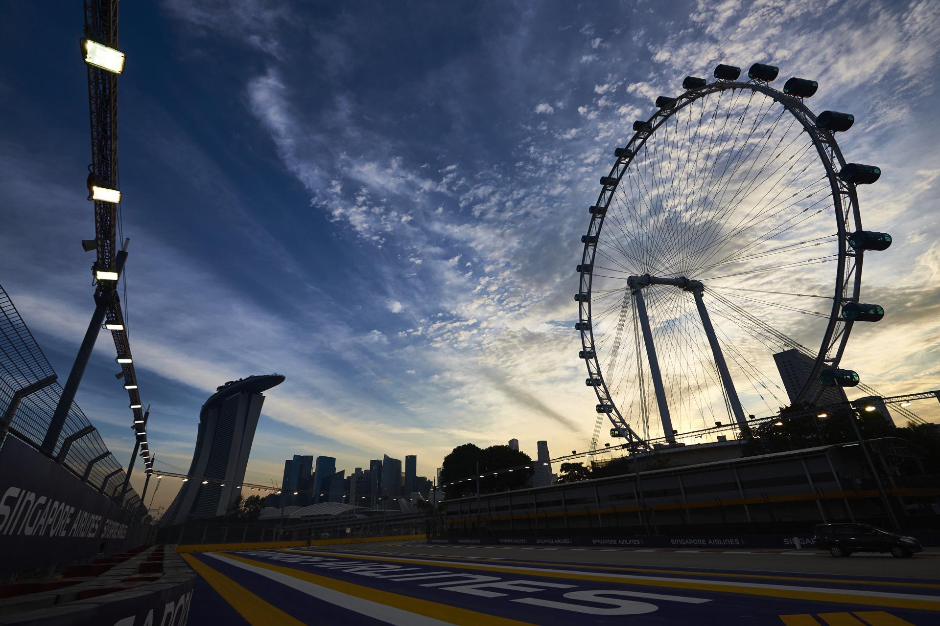 2017 Formula 1 Singapore Grand Prix Preview