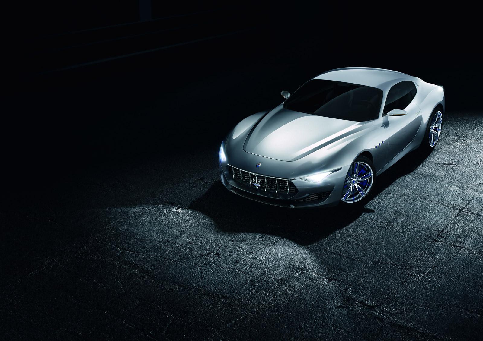 Report: Maserati Alfieri sports car delayed