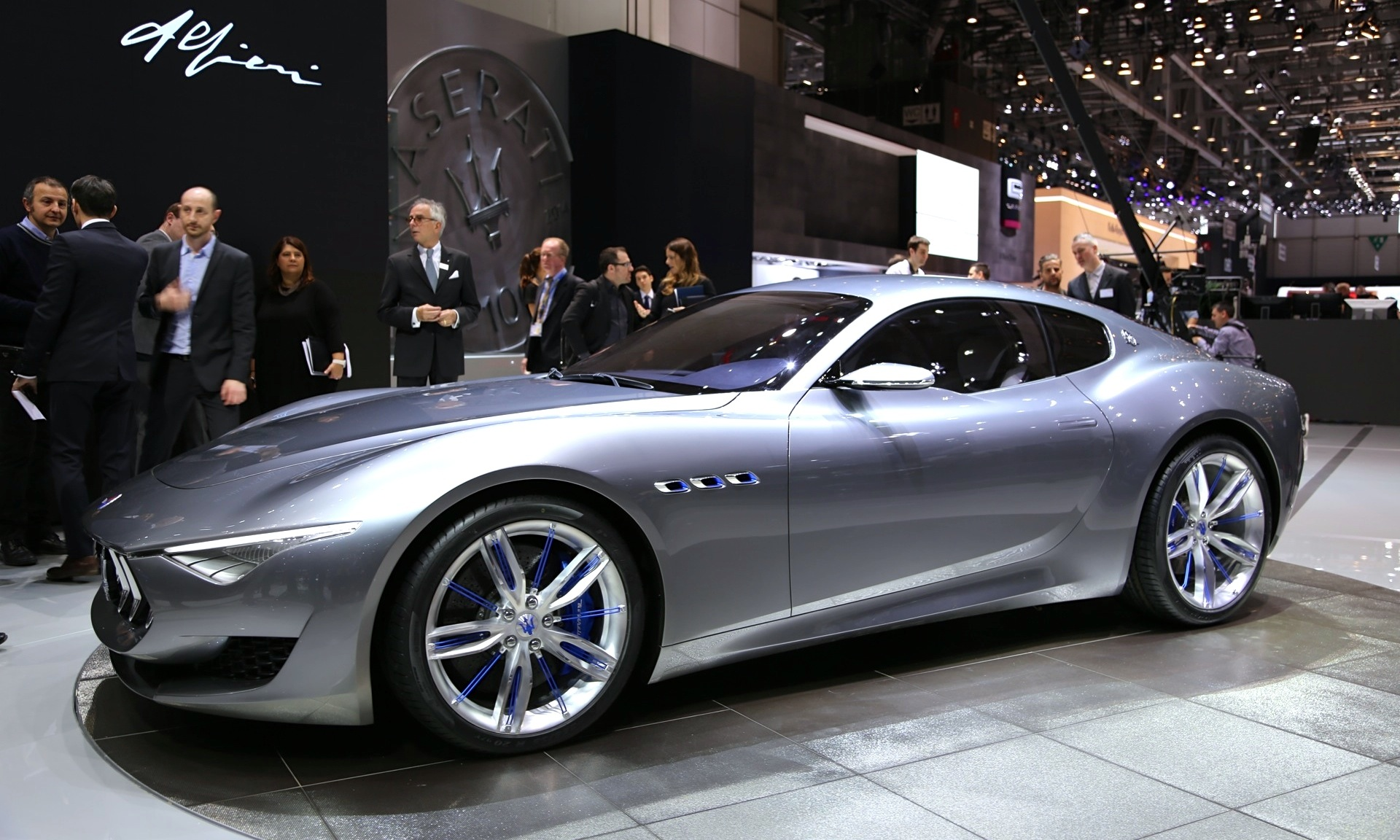 Marvelous Maserati To Launch Alfieri Sports Car, Kill GranTurismo Convertible By 2018