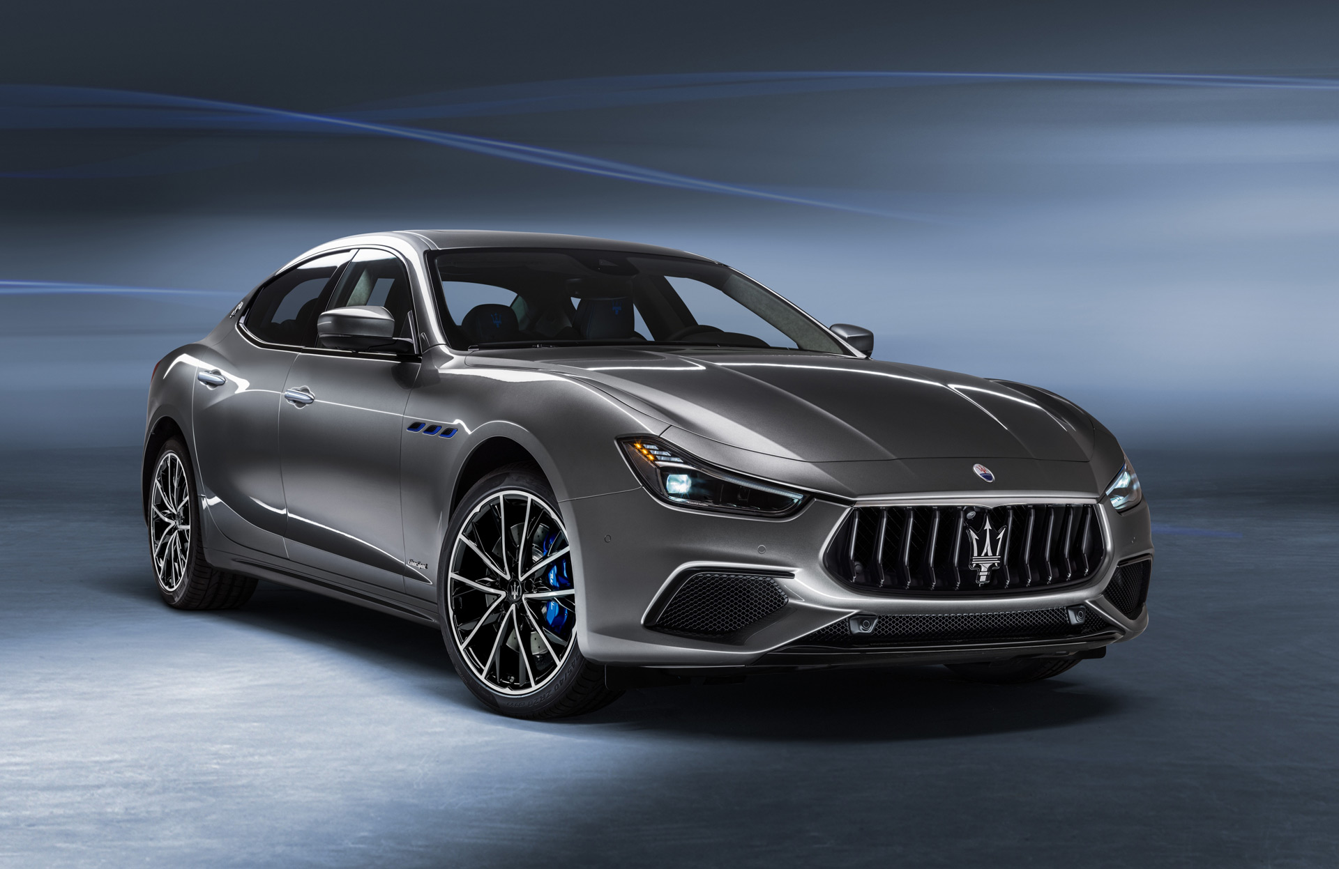 2021 Maserati Ghibli Hybrid Marks Start Of Brand S Electrification