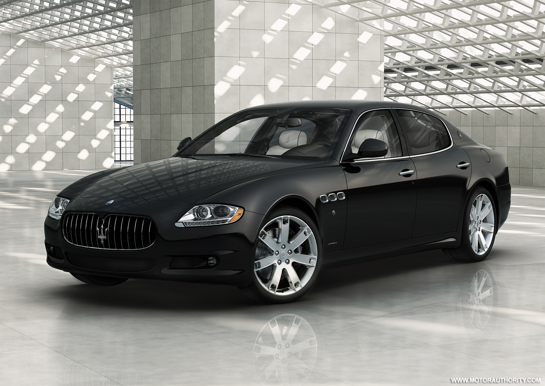 centurion special edition quattroporte honors amex black cardholders. Black Bedroom Furniture Sets. Home Design Ideas