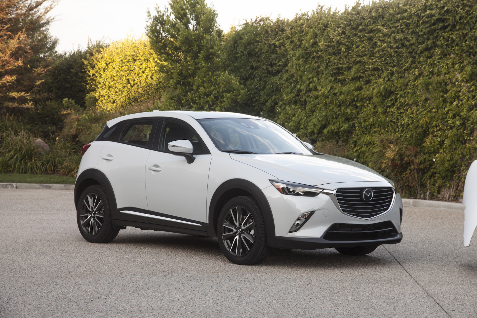 2017 mazda cx 3 changes little in sophomore year. Black Bedroom Furniture Sets. Home Design Ideas