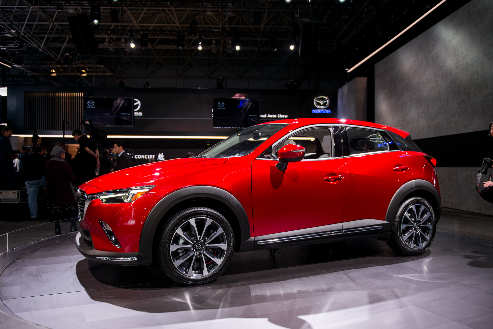 2019 Mazda Cx 3 Revealed Small Crossover Smaller Changes
