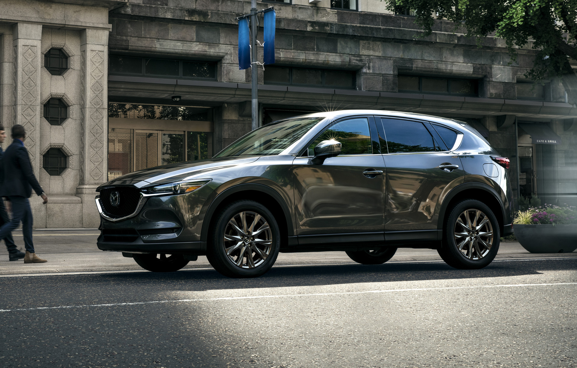 About time! Mazda CX-5 diesel arrives in summer 2019