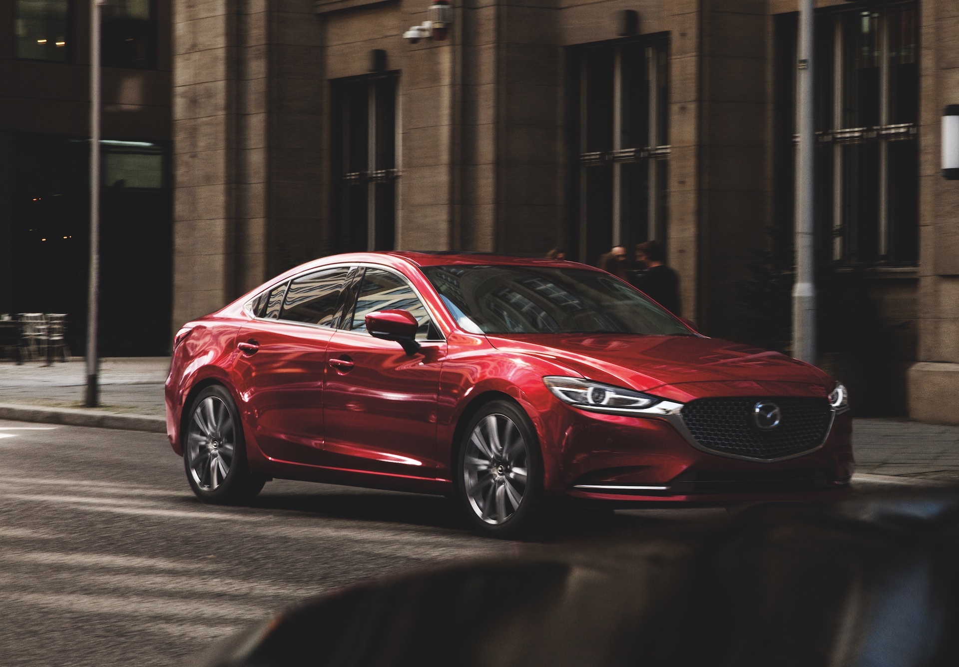 Top Tier Gas List 2020.2020 Mazda Mazda6 Review Ratings Specs Prices And Photos