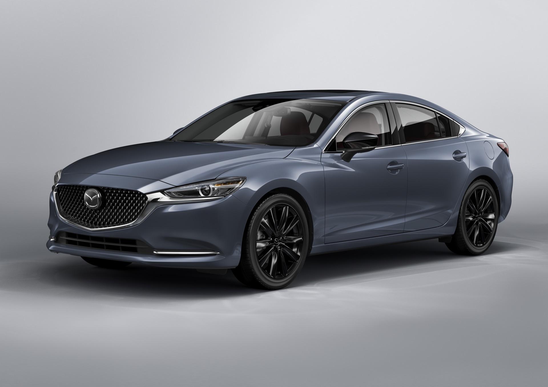 Gerüchte 2021 Mazda 6