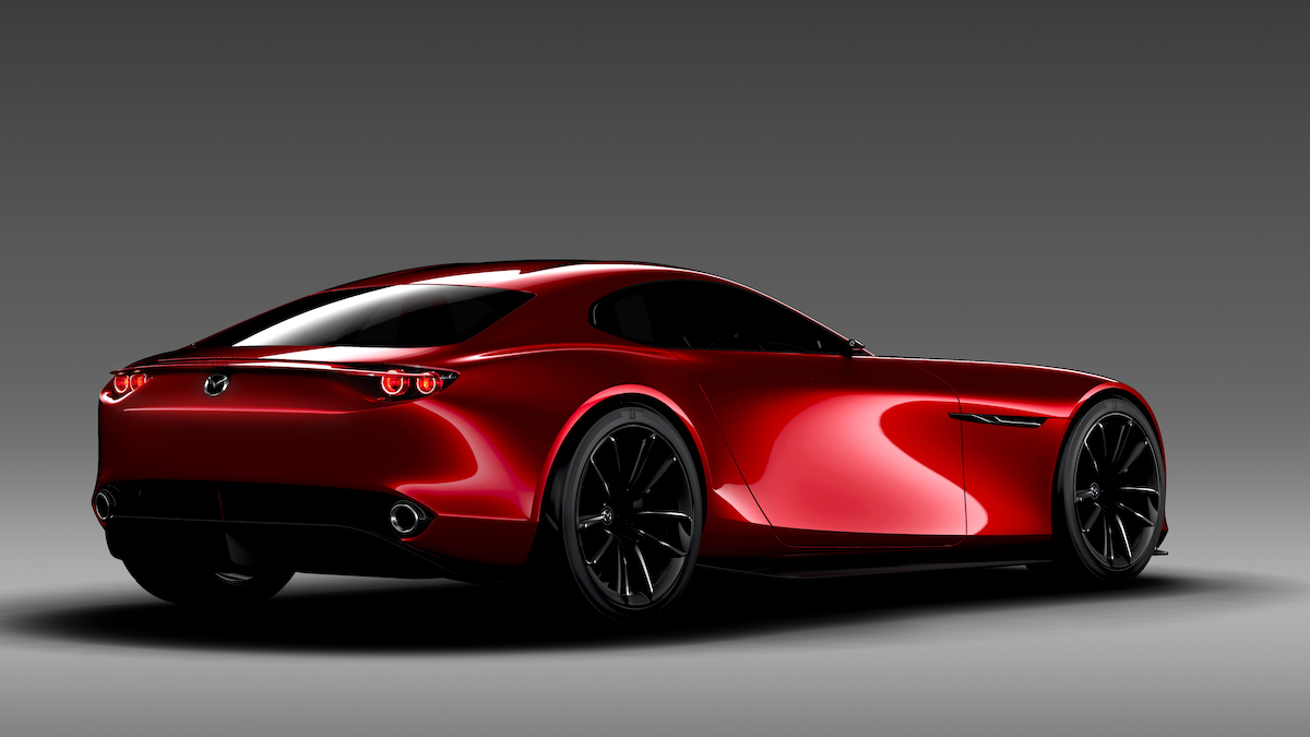 rotary sports car to miss mazda's 2020 centennial offer