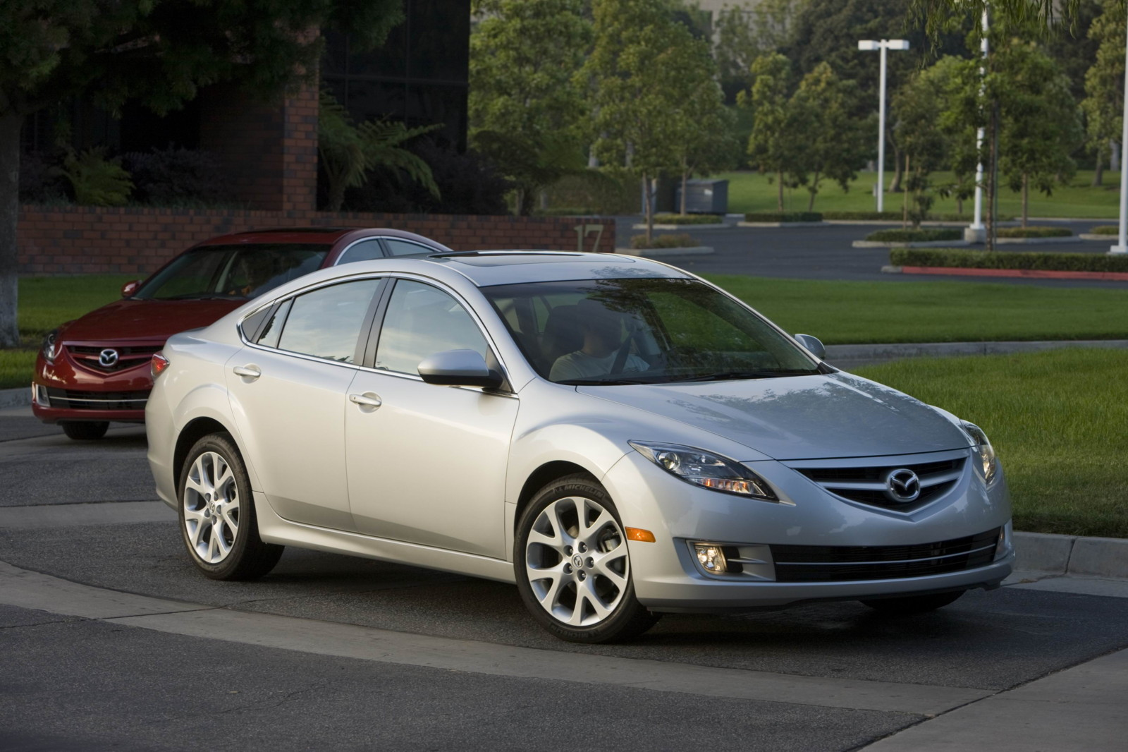 mazda 6 walks out on michigan, ford plant, next one made in japan
