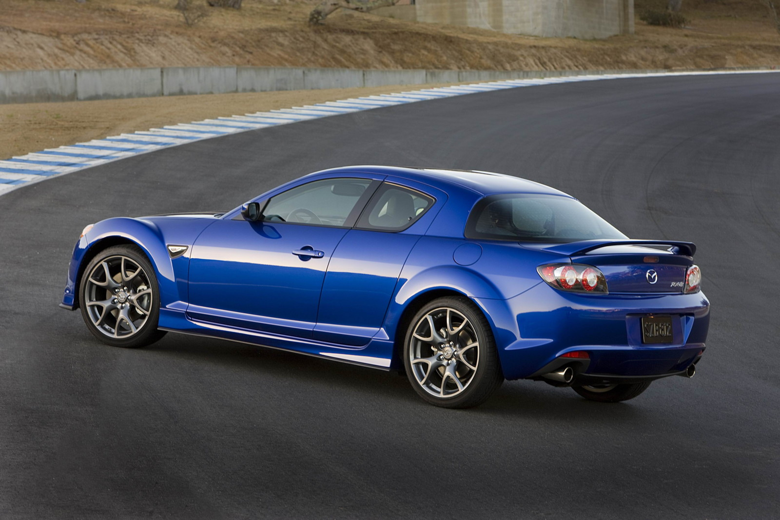 Mazda Ends RX-8 Production, No Rotary Successor In Sight