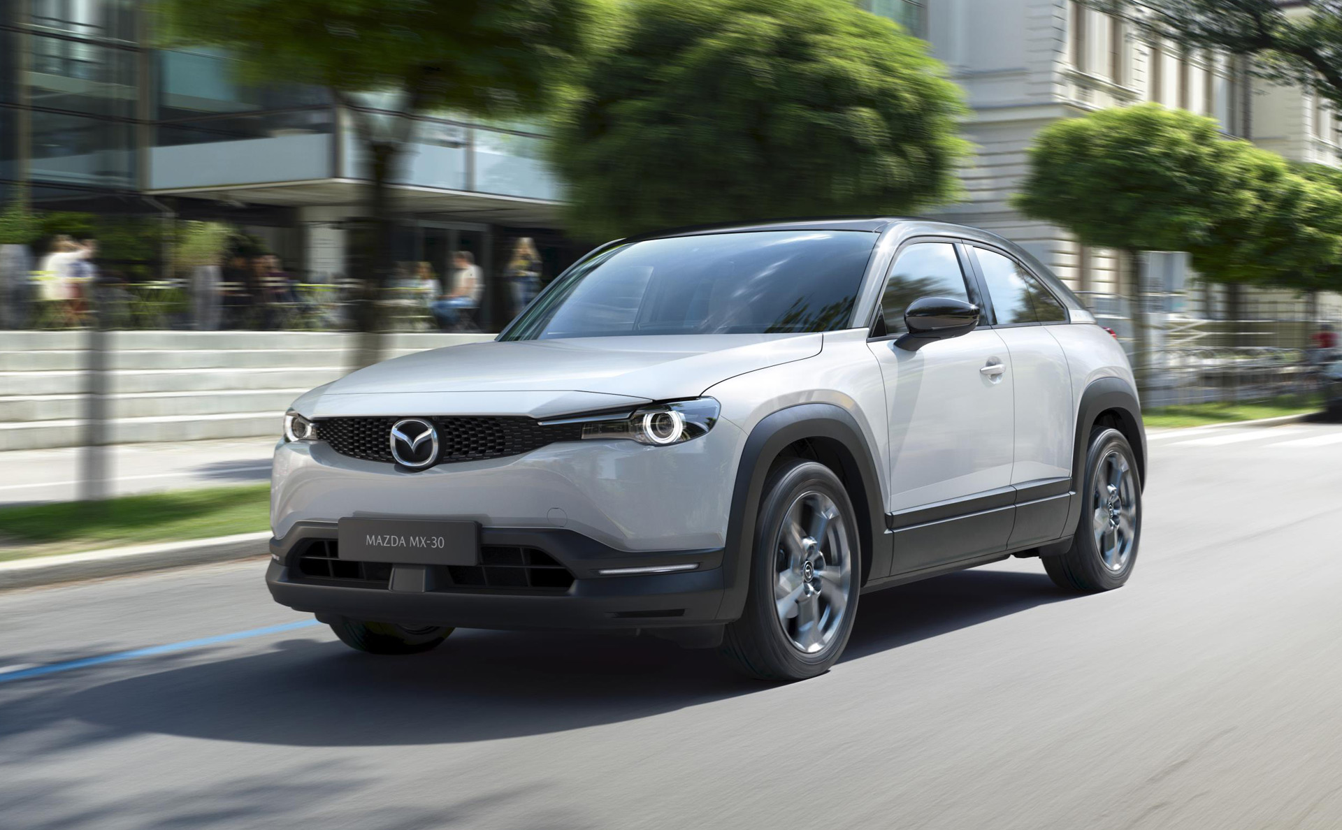 2022 Mazda MX-30 preview: Rotary-ready freak of the future bucks big batteries