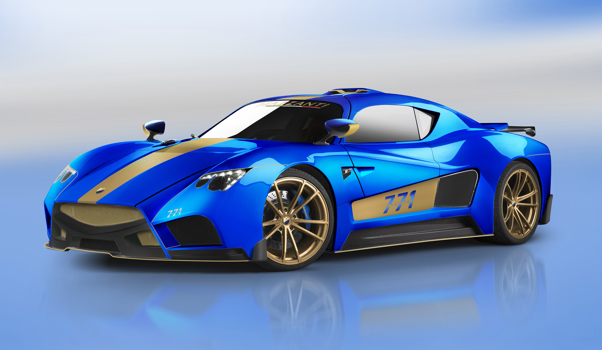 Mazzanti Evantra gets 771 performance pack in time for ...