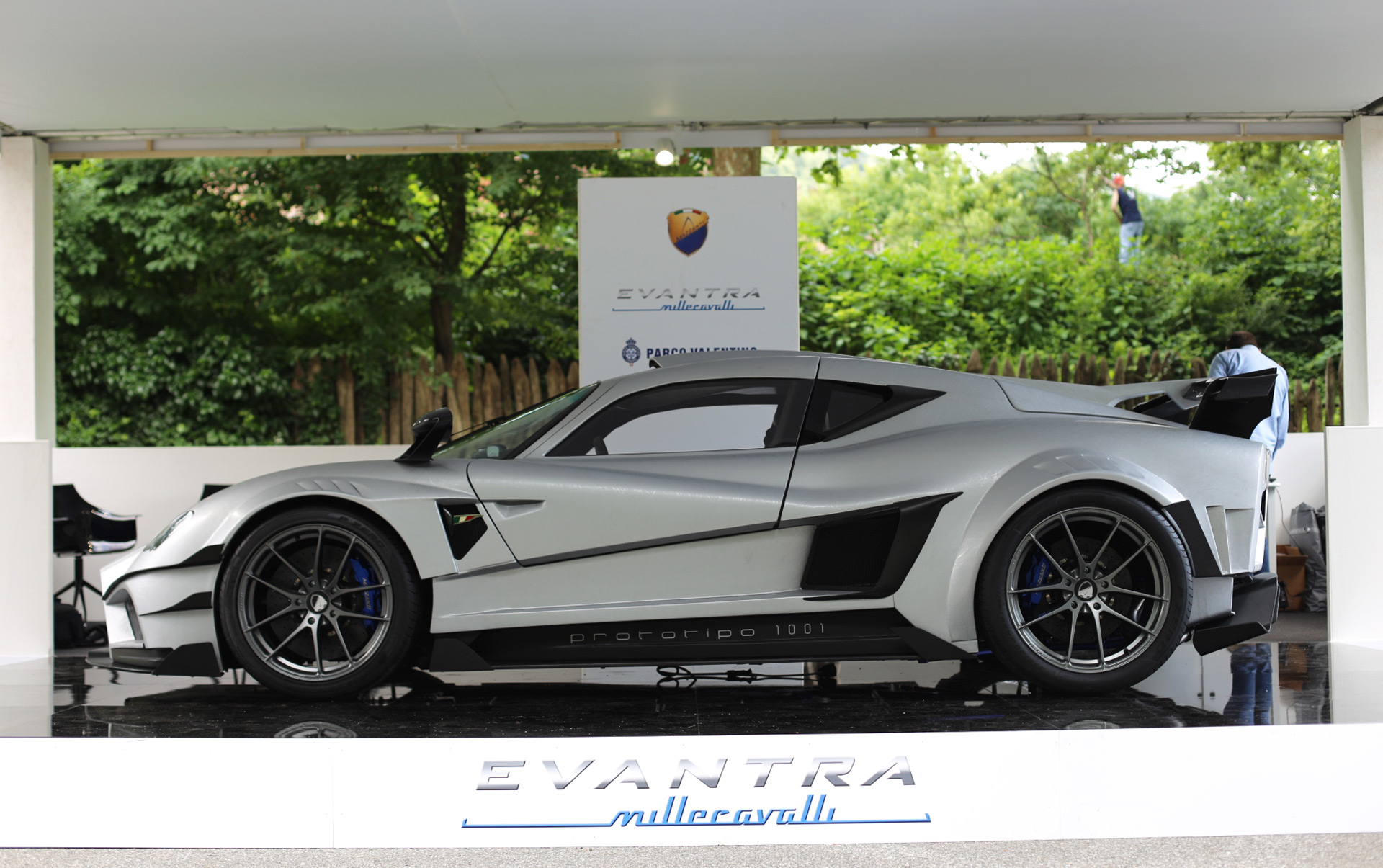Mazzanti Evantra Millecavalli Italy S Most Powerful Car
