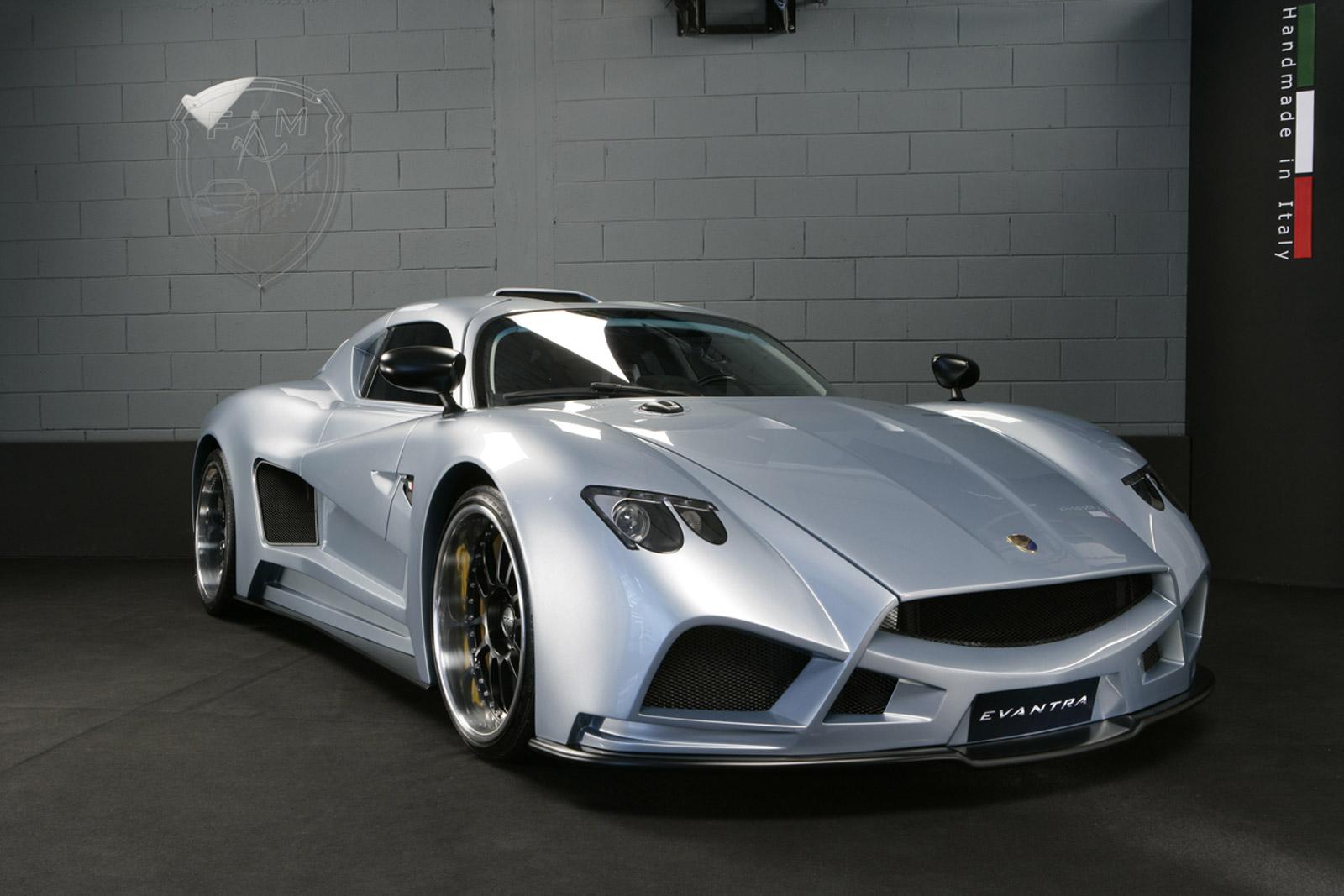 Mazzanti Evantra V8 Supercar Debuts At 2013 Top Marques Monaco