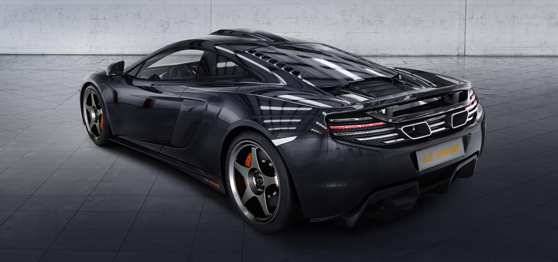 McLaren 650S Le Mans, 2015 Ford Shelby GT, 2017 Audi A4: This Week's Top Photos