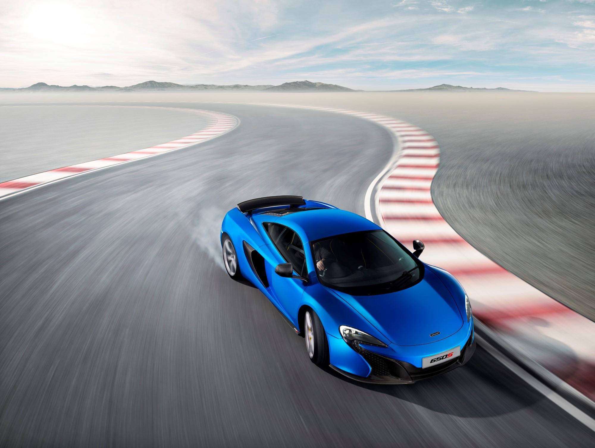 McLaren 650S Performance: 10.5 In The Quarter-Mile, 0-60 MPH In Under 3 Seconds