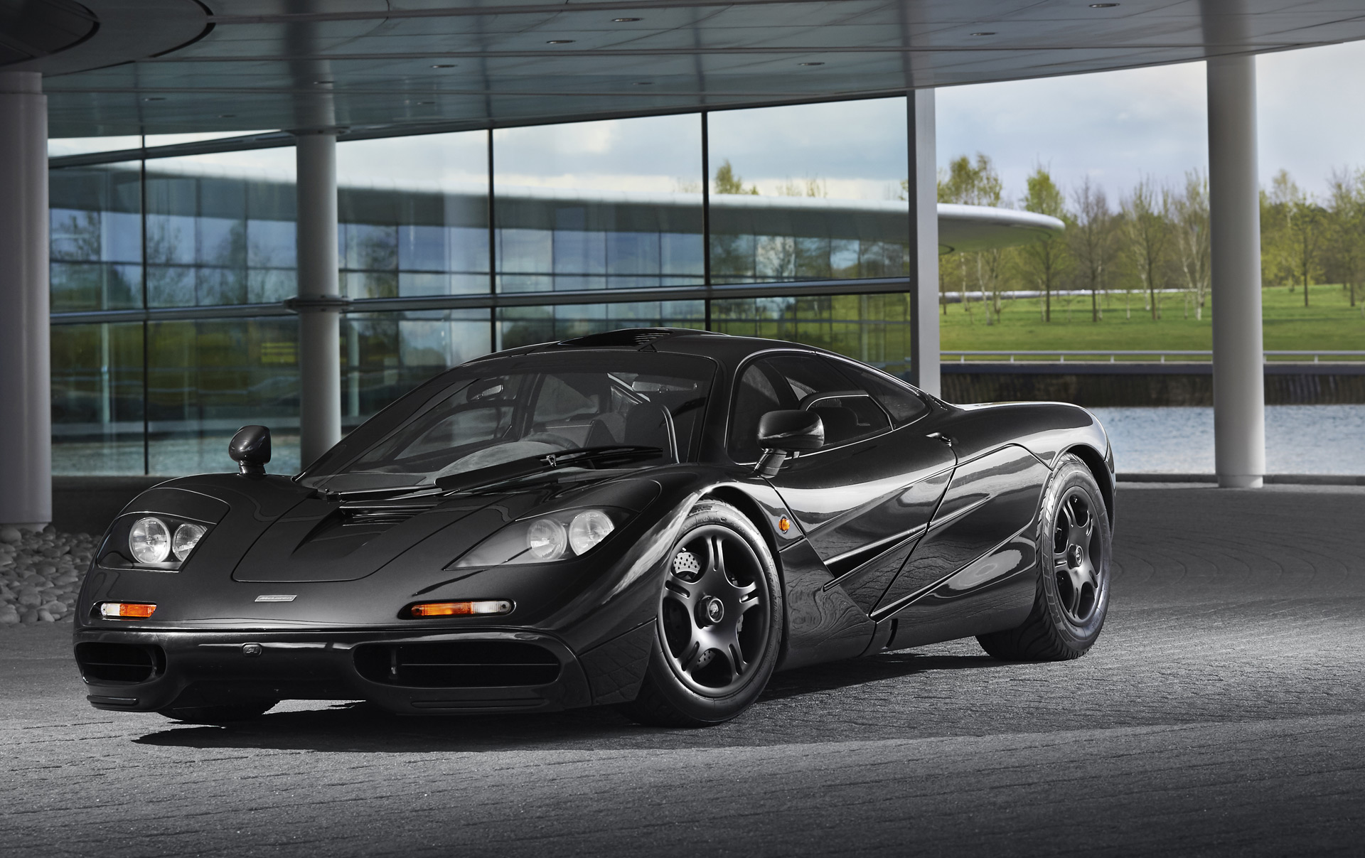 McLaren: All the cars, from F1 to P1
