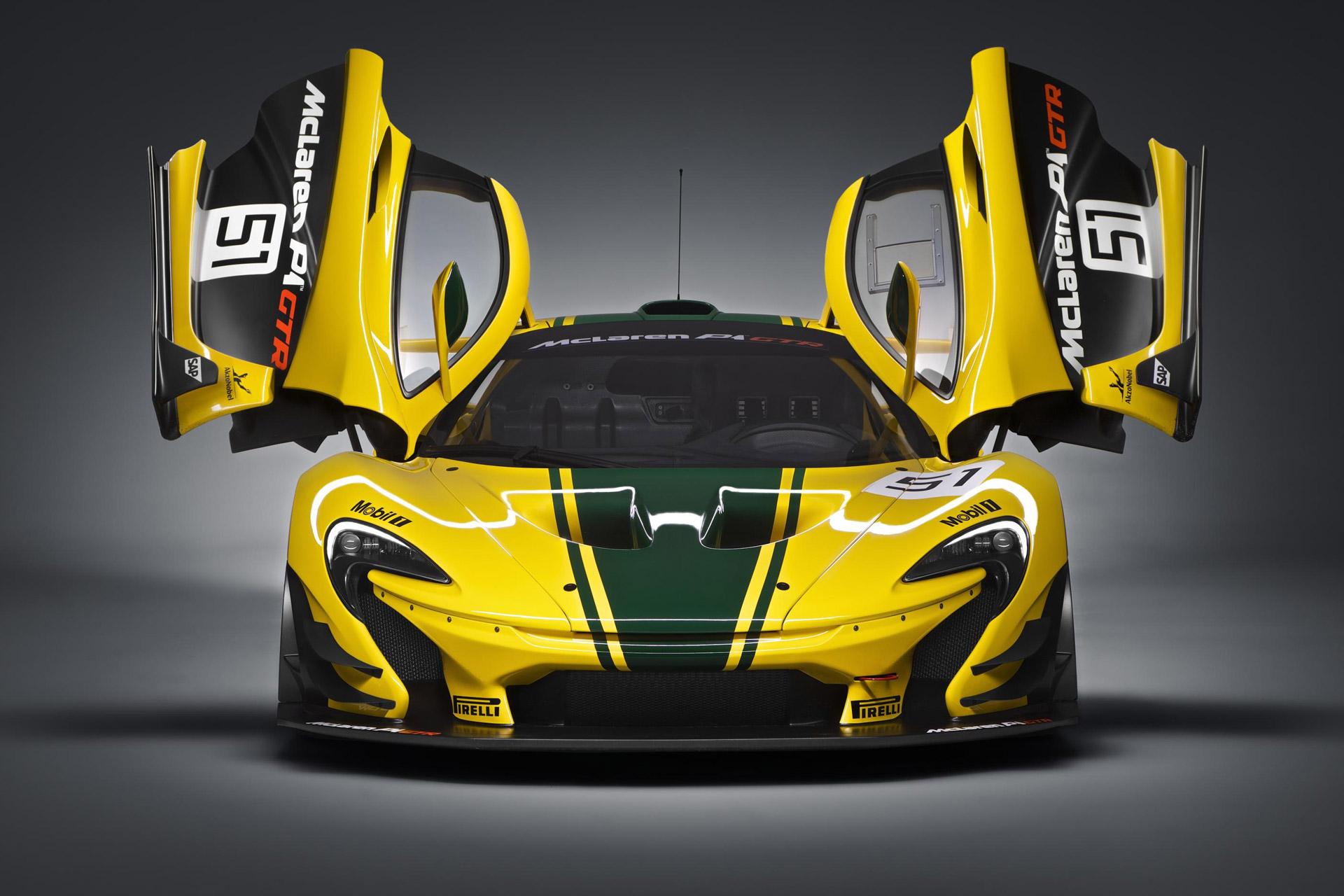 Hellcat vs. Hellcat, Aventador SV, McLaren P1 GTR: The Week In Reverse