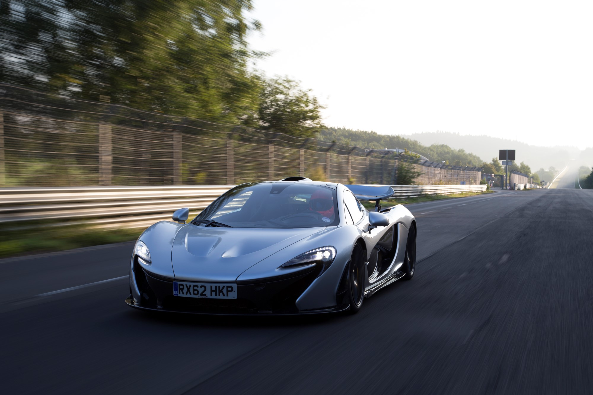 McLaren P1 May Have Lapped 'Ring In 6 minutes And 30+ Seconds
