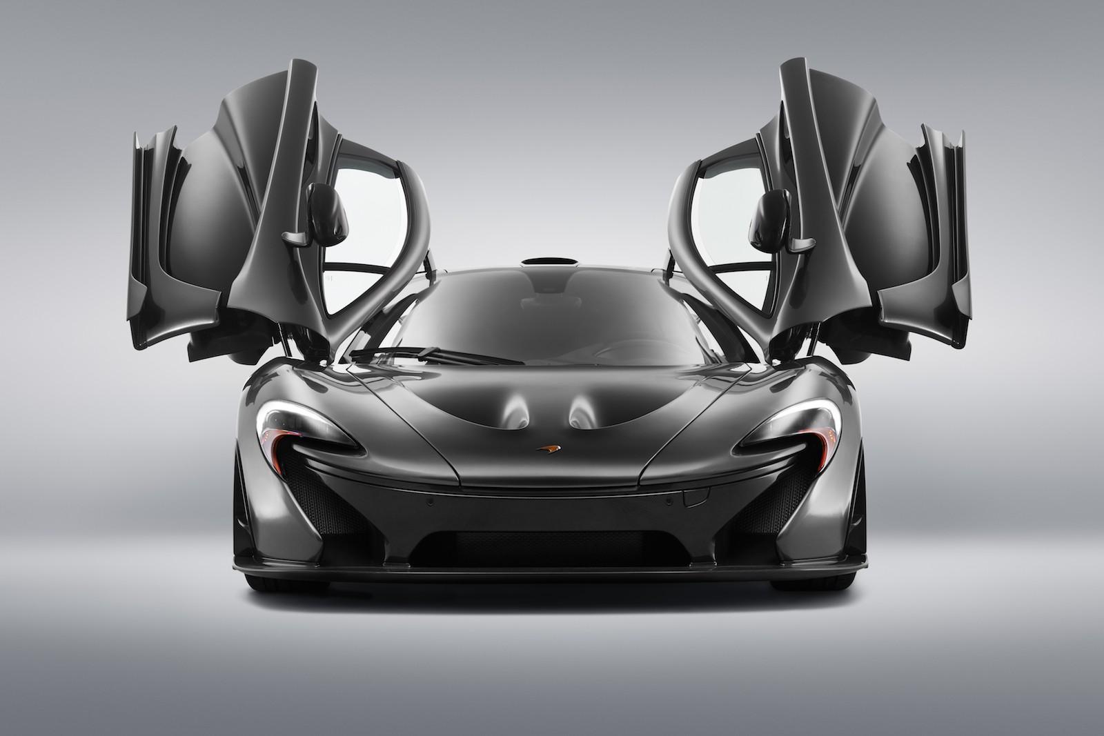 Rolls-Royce Confirms New Car, 1965 GT40 Prototype, McLaren Special Ops At Pebble: Today's Car News