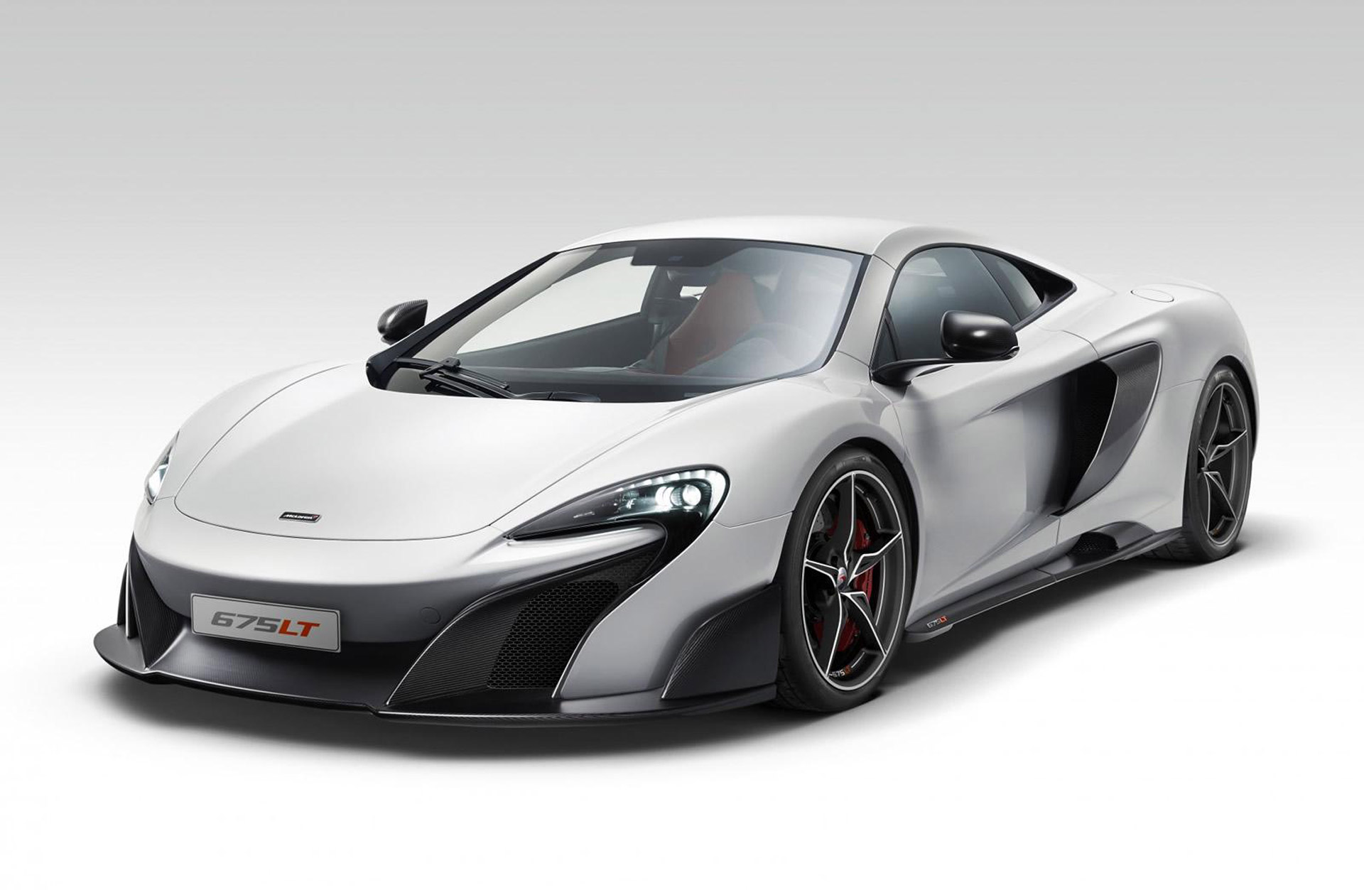 McLaren 675LT Supercar Revealed Ahead Of 2015 Geneva Motor ...