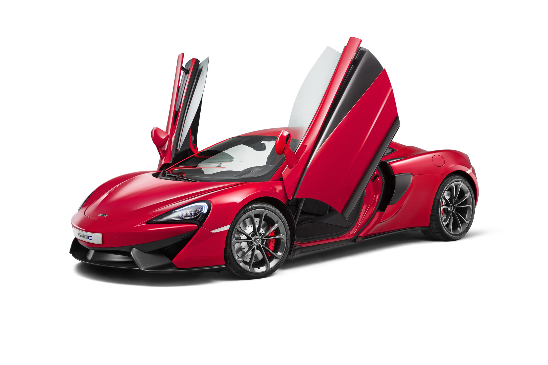 McLaren's Most Attainable Model Ever, The 540C, Debuts In Shanghai