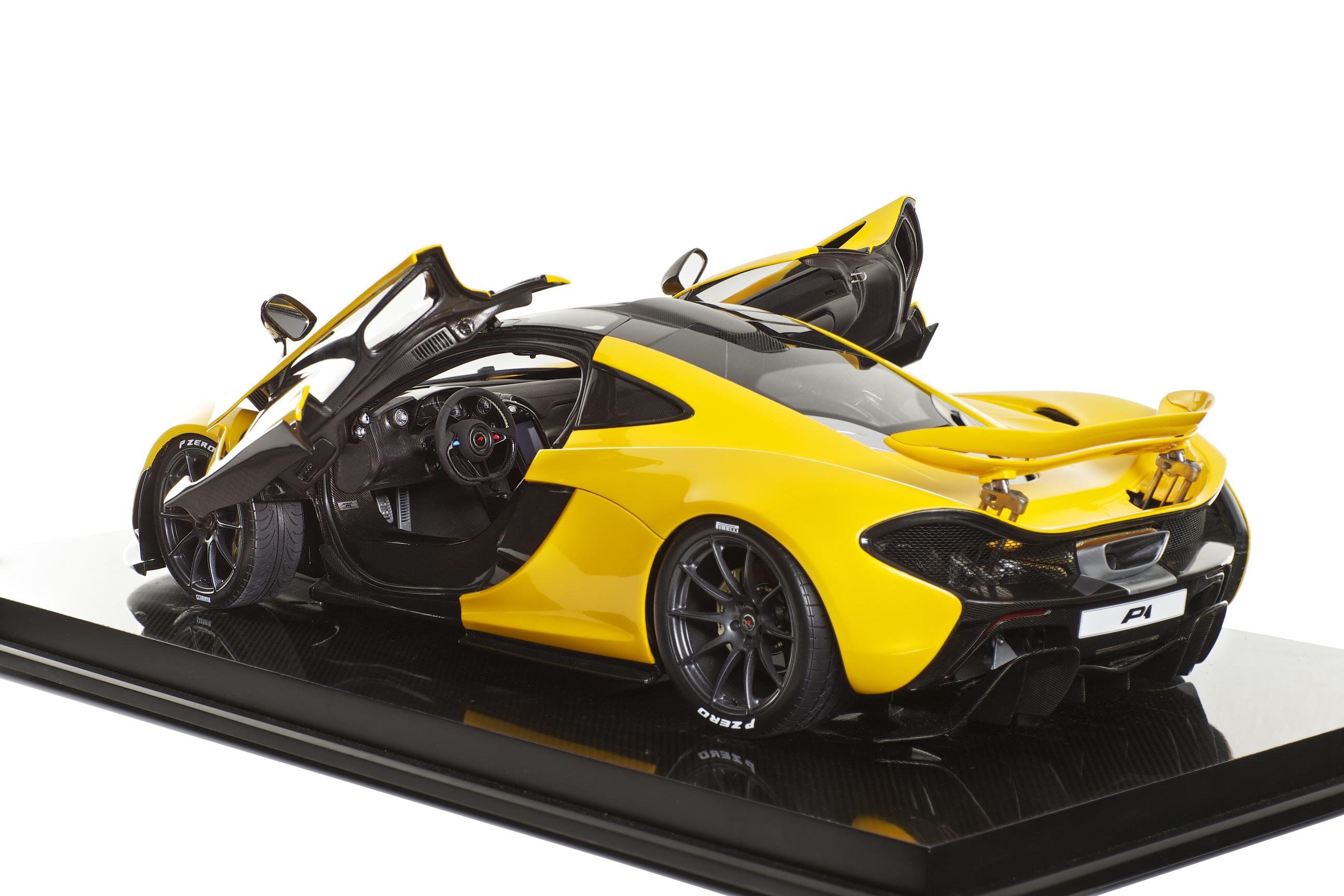 Miniature McLarens Add Speed & Style To Your Desk: Video