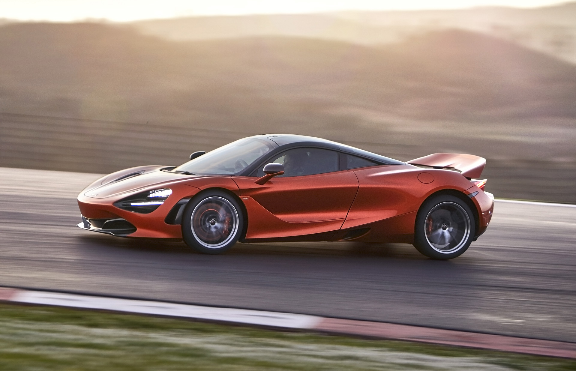 Future McLarens may go AWD to cope with power increases