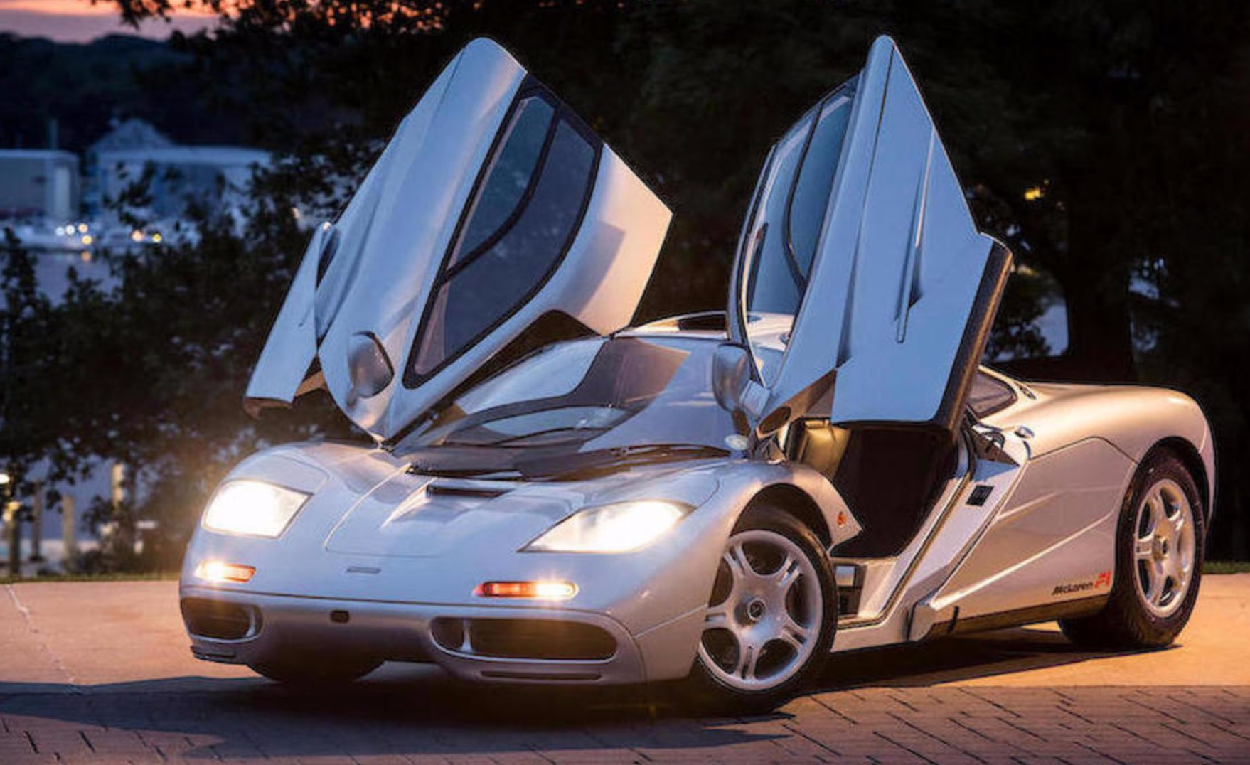 The First Us Street Legal Mclaren F1 Is For Sale