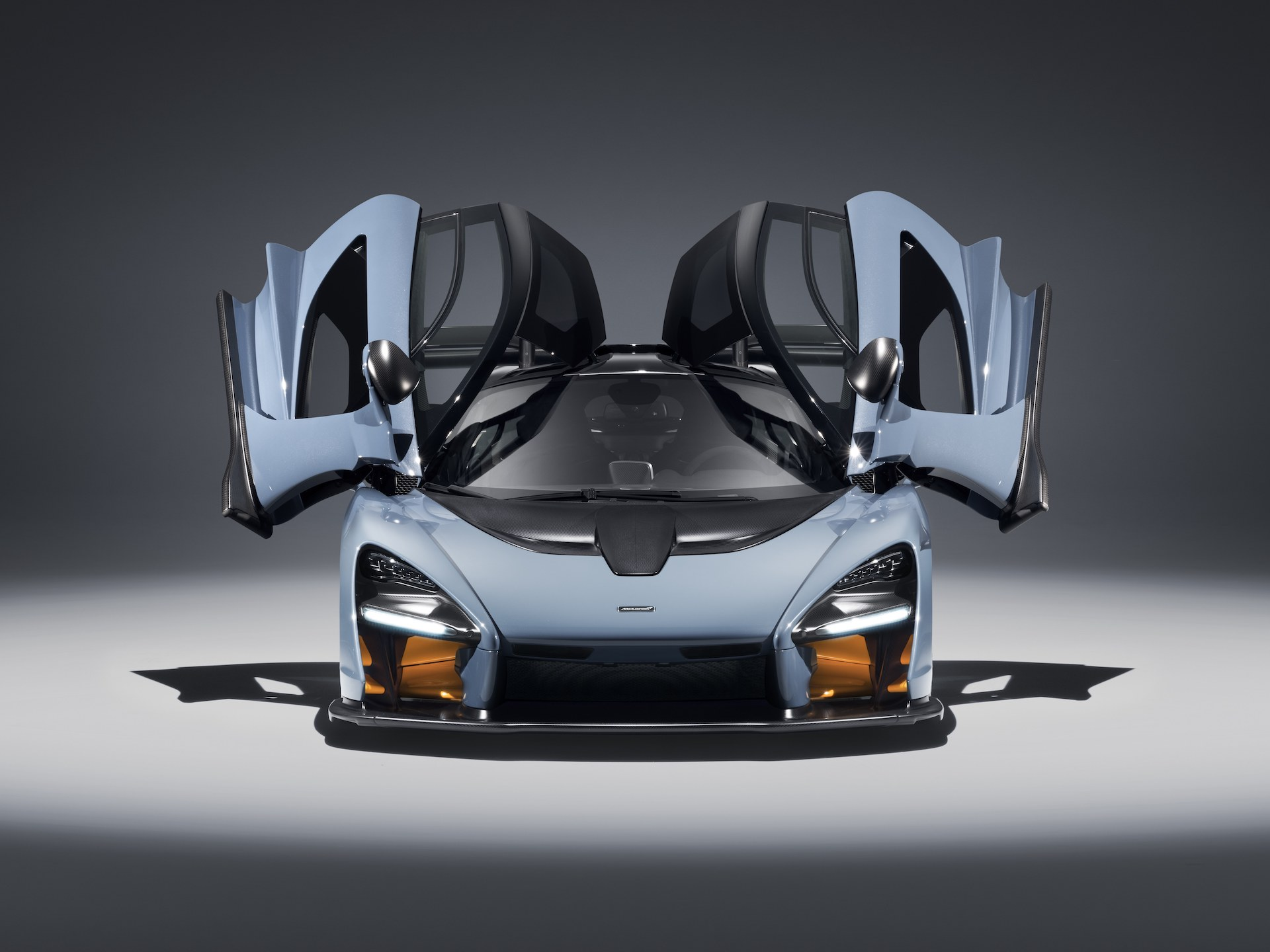 Future McLaren Ultimate Series vehicles will have real names