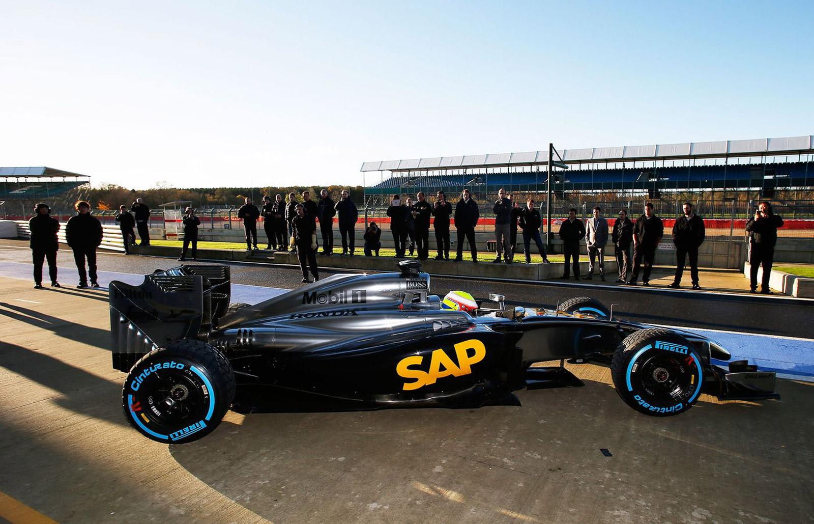 Watch McLaren Start Testing Honda's New Formula One Engine: Video