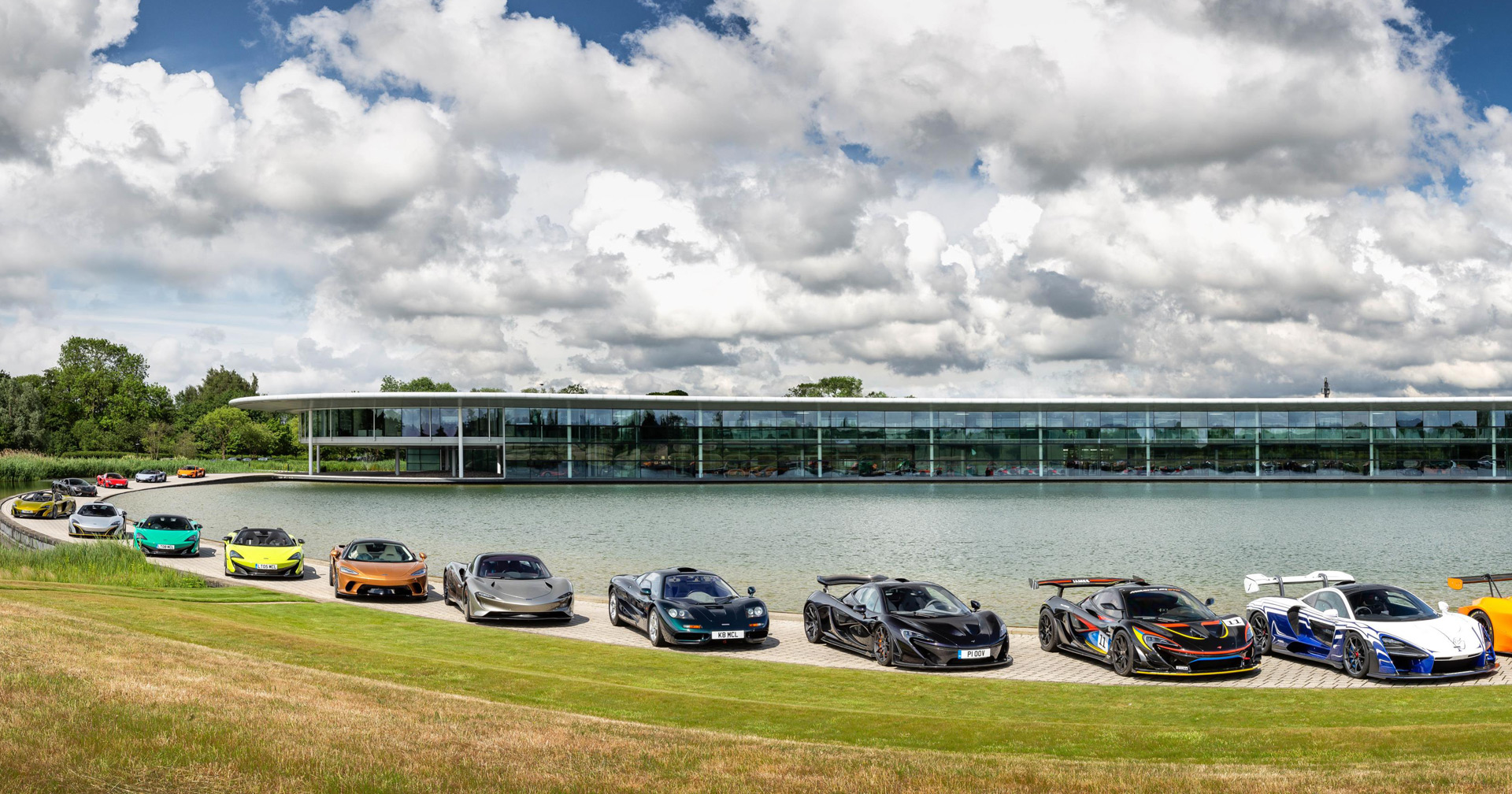 McLaren sells famous Woking headquarters for $237M