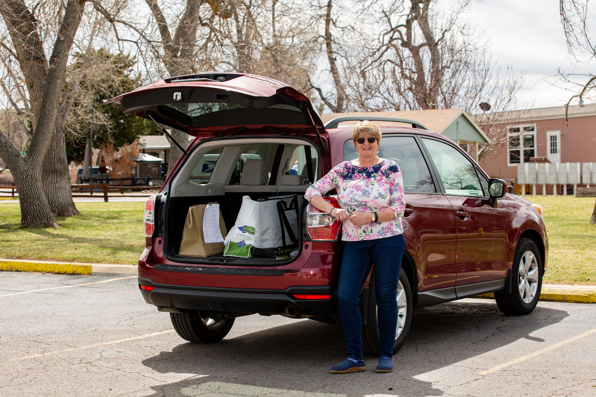 Meals on Wheels deliver more than food during coronavirus shutdown