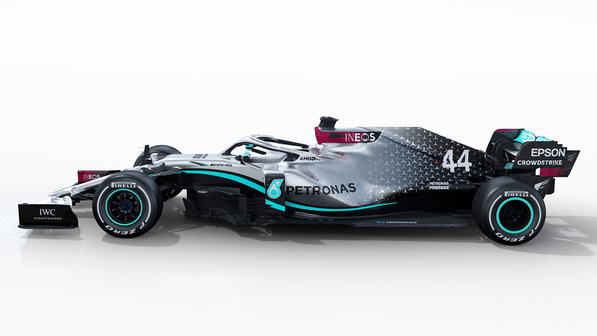 Mercedes Amg Reveals Its Race Car For The 2020 F1 Season Images, Photos, Reviews