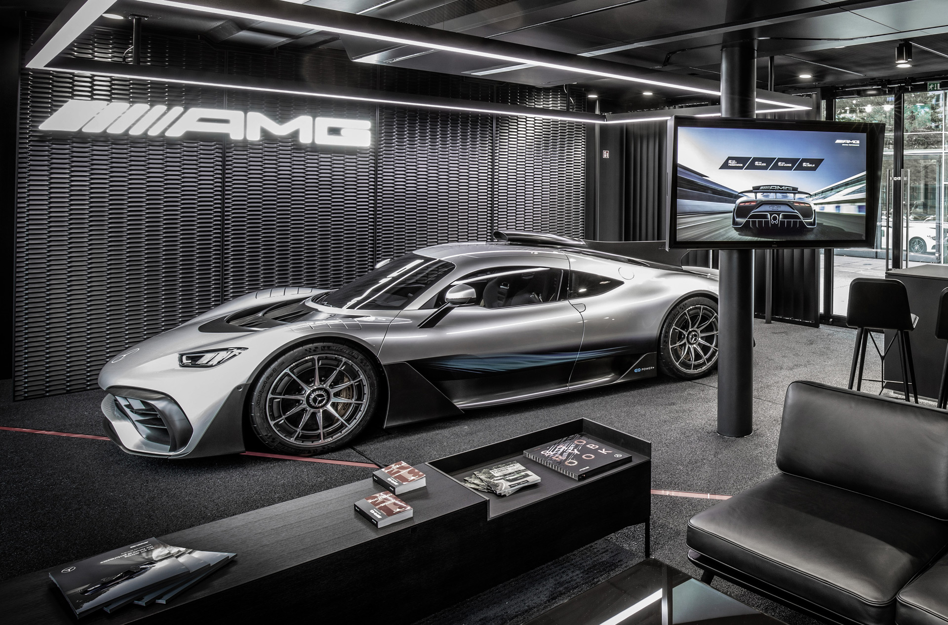 Mercedes AMG One Confirmed As Name Of F1 Powered Hypercar