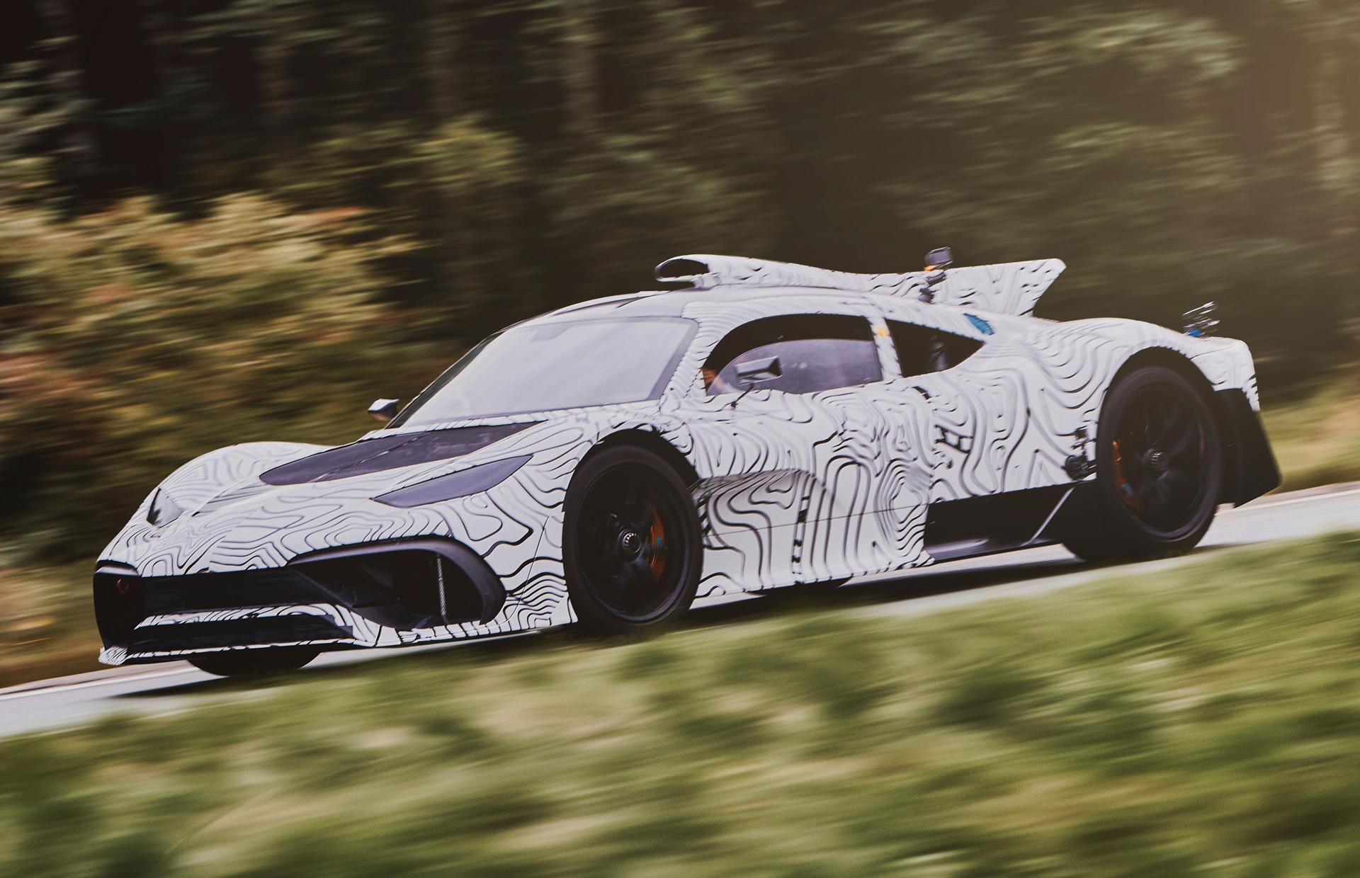 Mercedes-AMG One, Lamborghini SCV12, Enzo Ferrari biopic: Car News Headlines