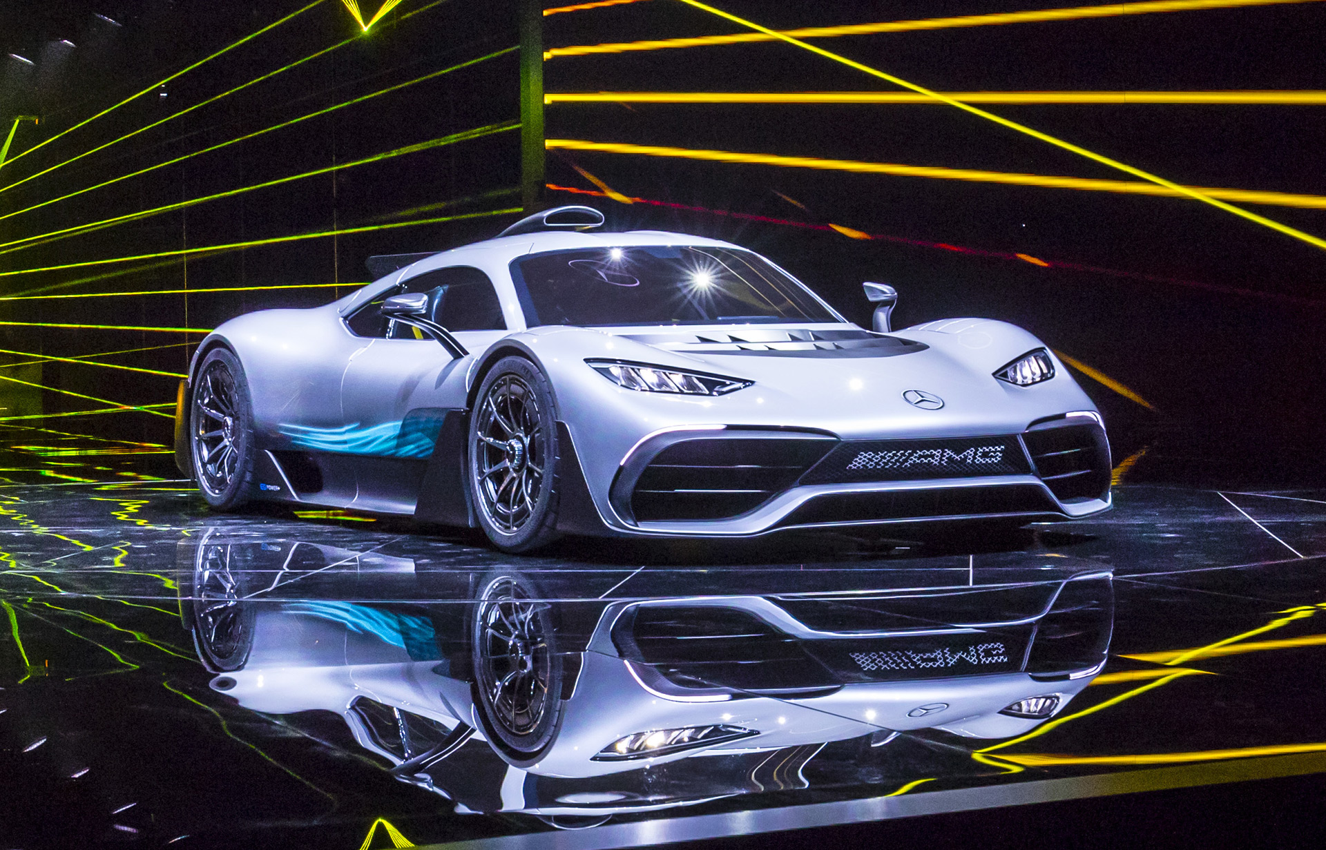 5 Things You Need To Know About The Mercedes Amg Project One