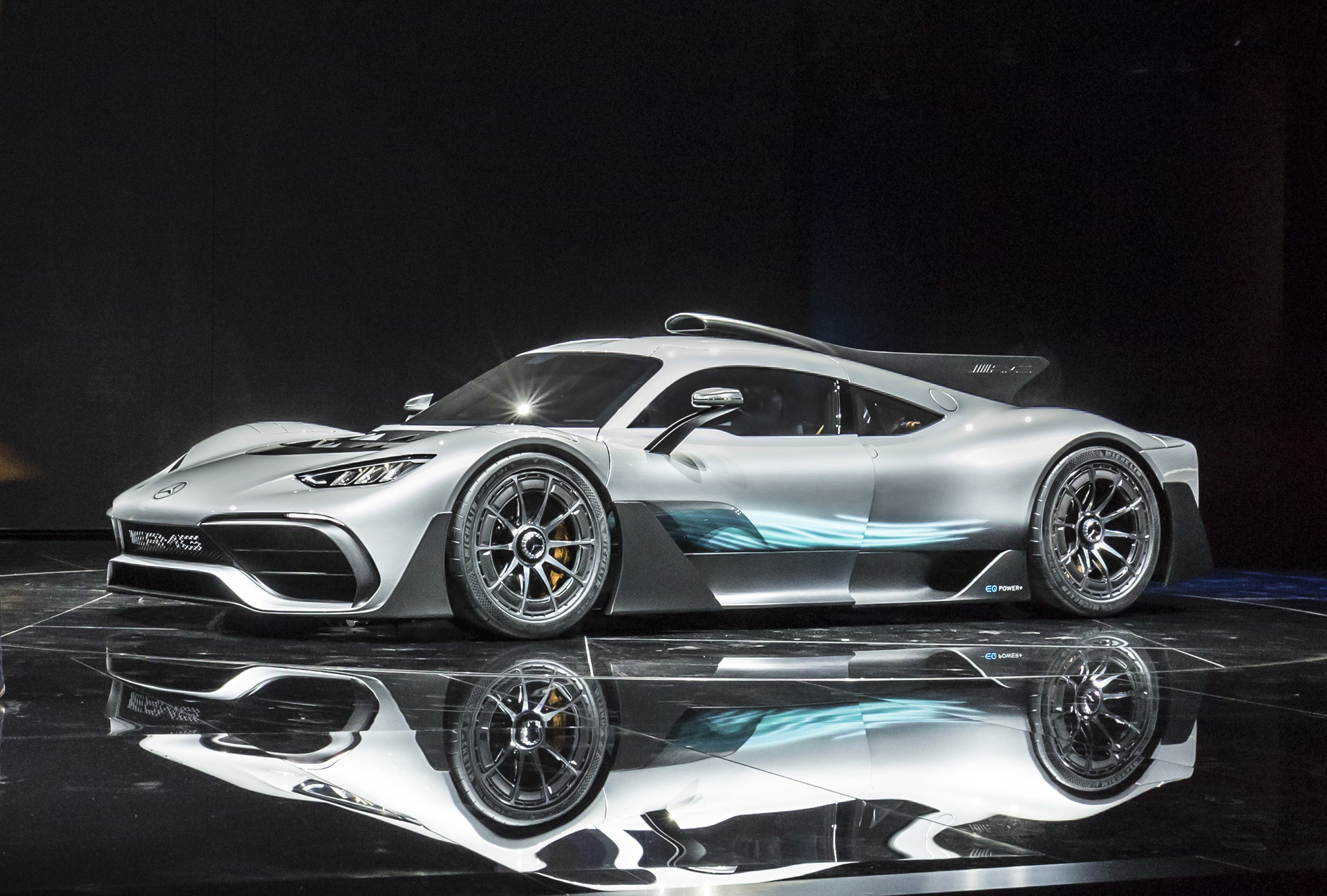 Amg Project One S Electric Drive System To Feature In More