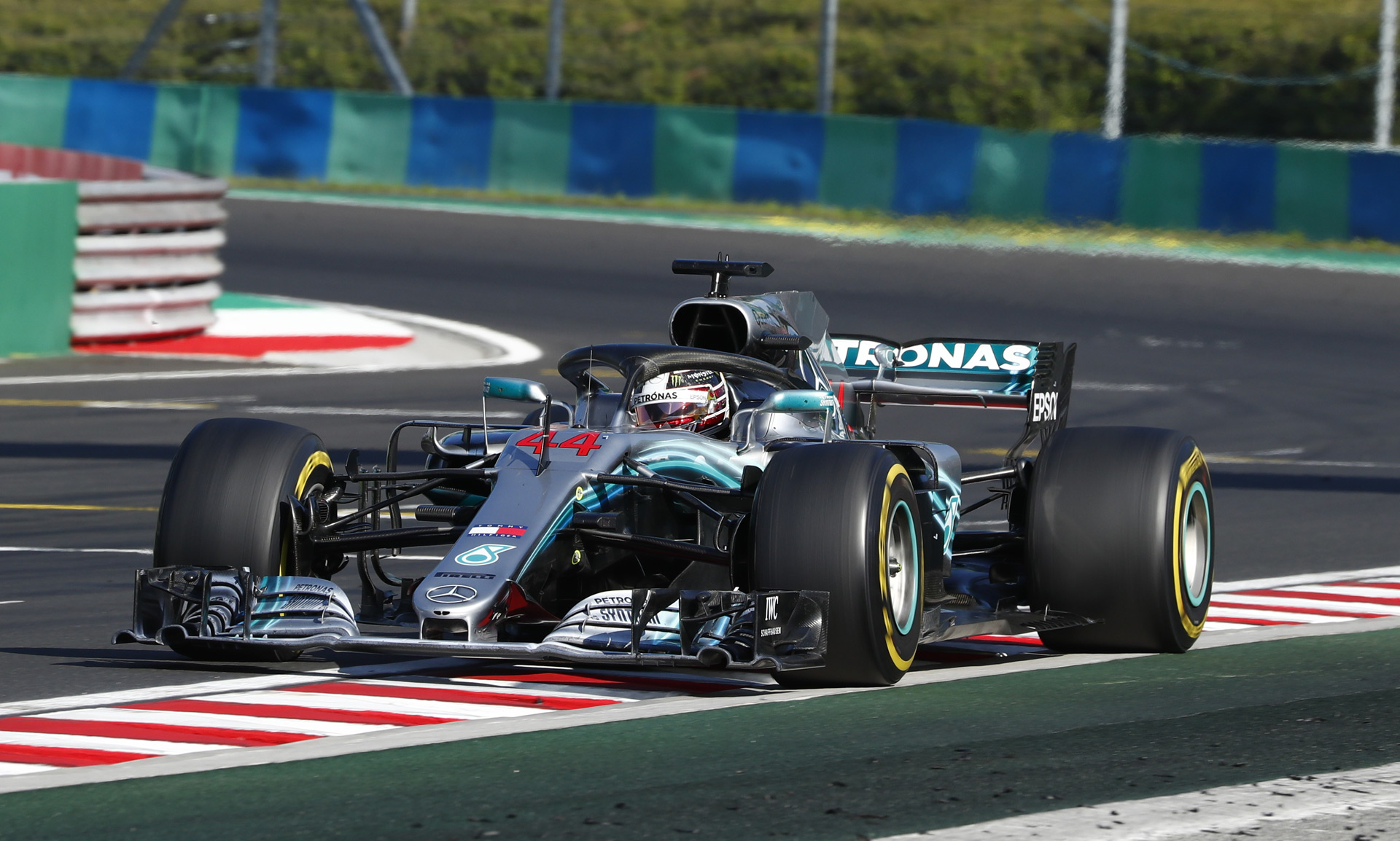 Hamilton Cruises To Victory In 2018 Formula 1 Hungarian