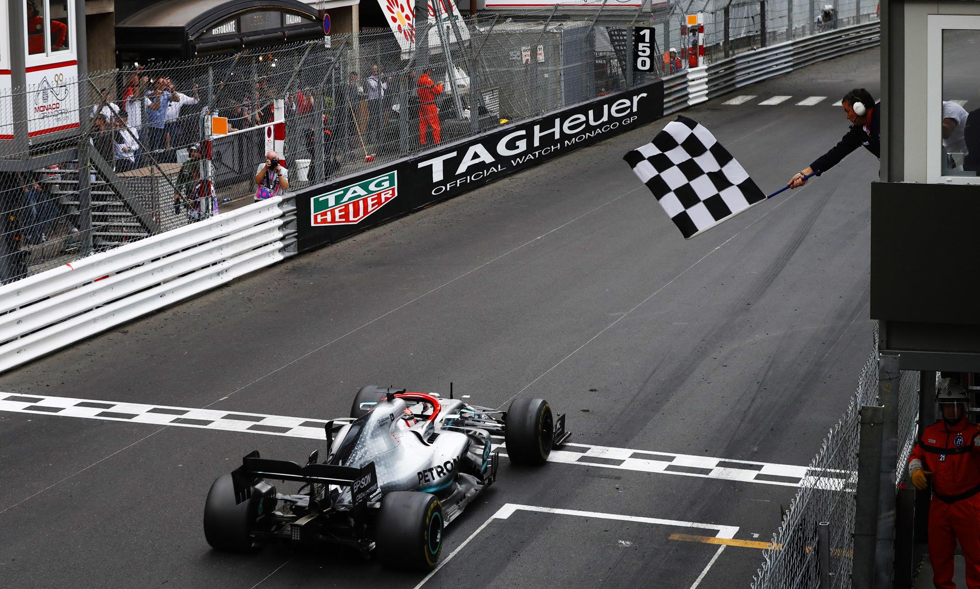 Grand prix f1 monaco 2019