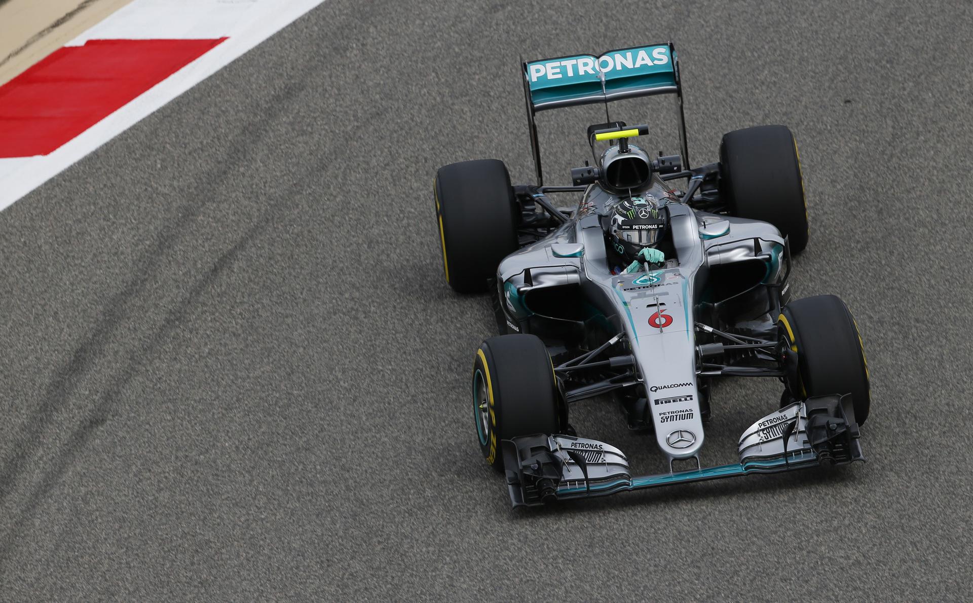 Rosberg Edges Out R 228 Ikk 246 Nen For 2016 Bahrain Grand Prix Win